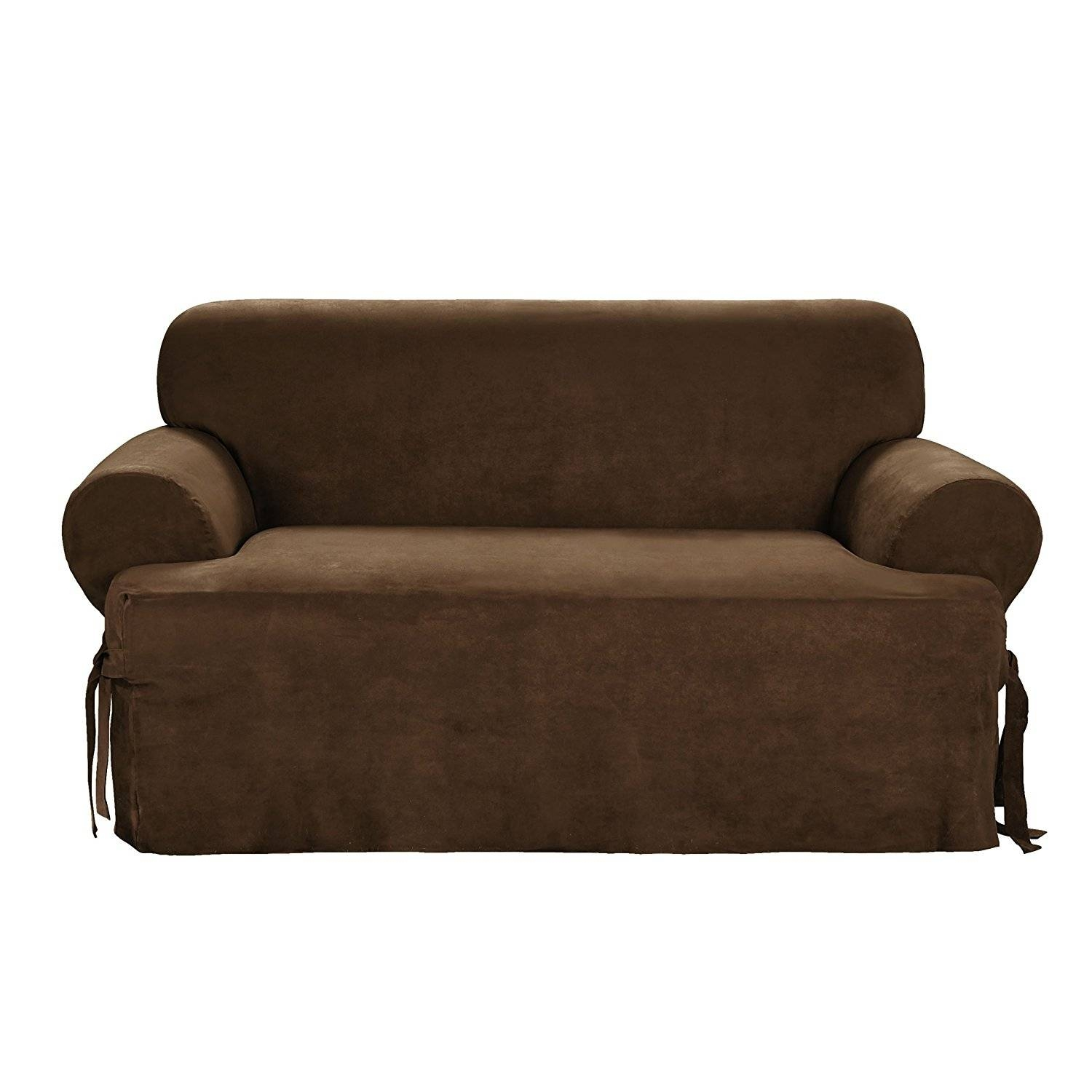 Furniture: Classy Design Of Sure Fit Sofa Slipcovers For Inspiring inside 2 Piece Sofa Covers (Image 11 of 30)