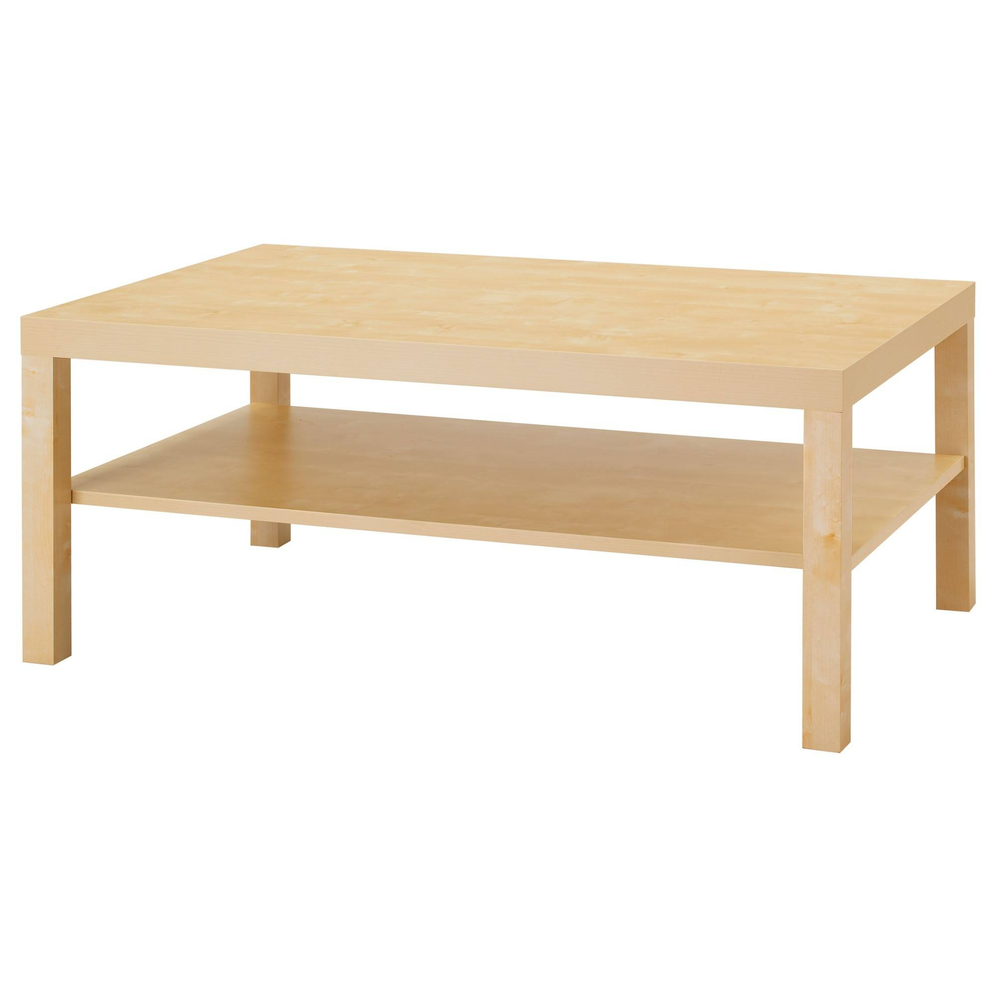 Furniture. Coffee Table Cheap: Cream Rectangle Modern Unfinished for Cream And Oak Coffee Tables (Image 16 of 30)