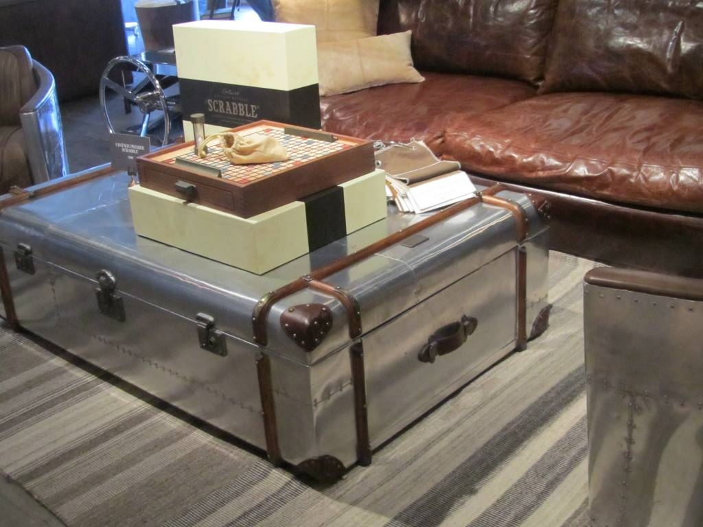Furniture: Coffee Table Trunks With Storage | Chest Coffee Table throughout Storage Trunk Coffee Tables (Image 16 of 30)