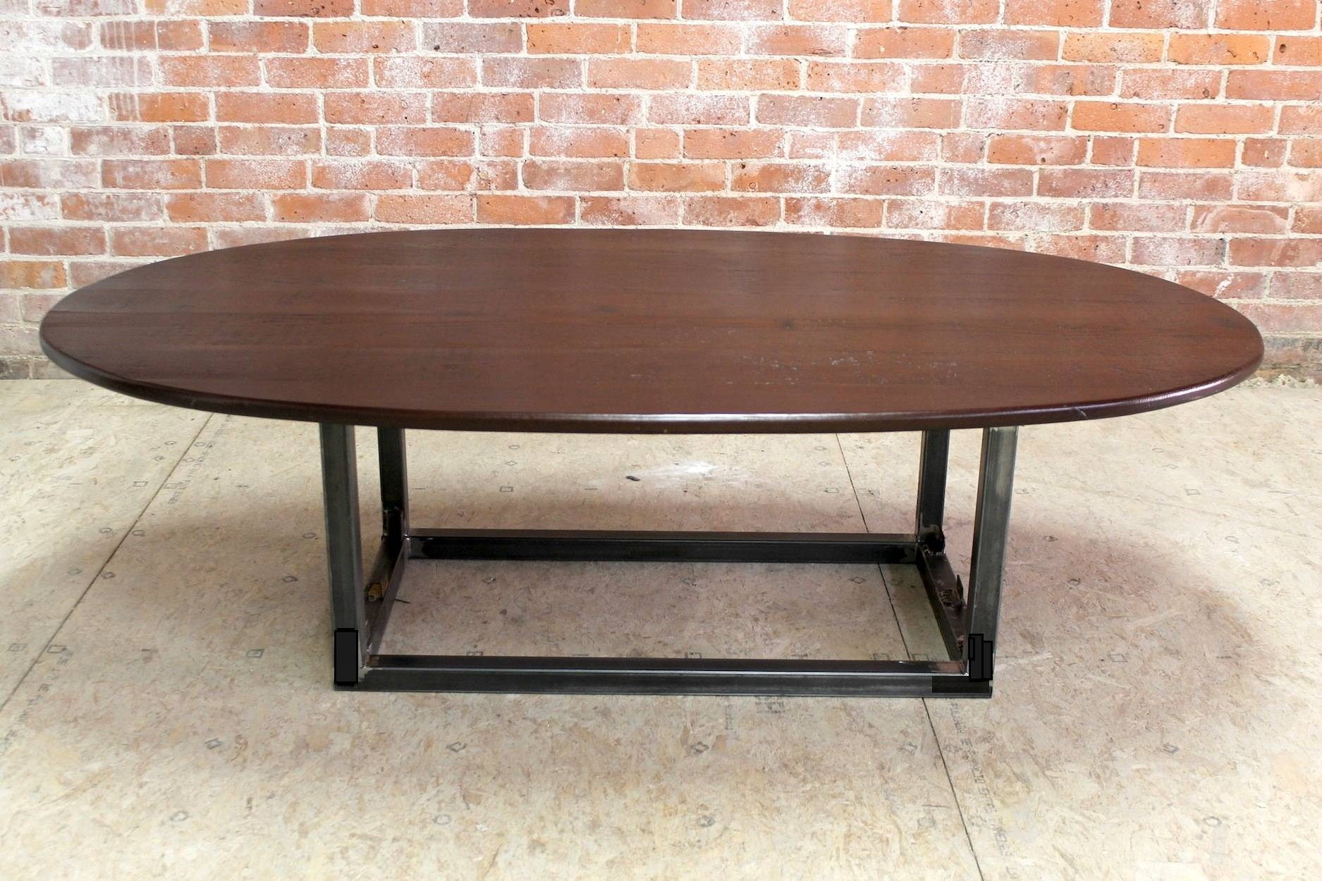 Furniture: Coffee Tables Sets | Modern Oval Coffee Table | Small with Oval Walnut Coffee Tables (Image 12 of 30)
