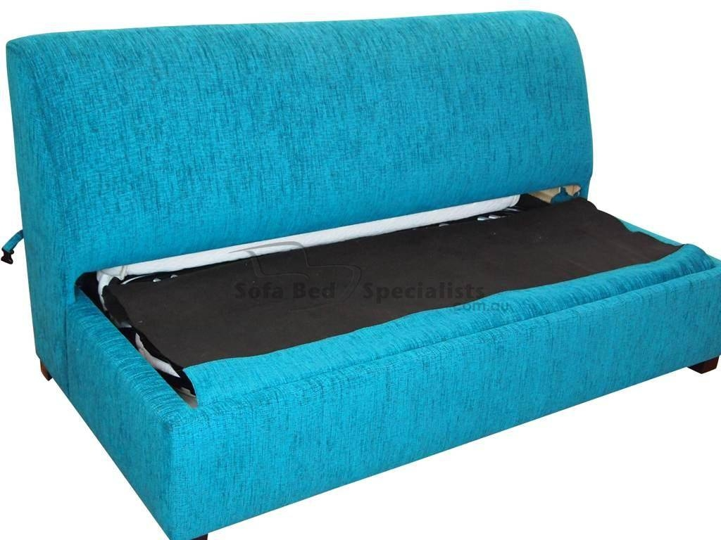 furniture comfortable modern sofa design with cozy armless settee pertaining to aqua sofa beds