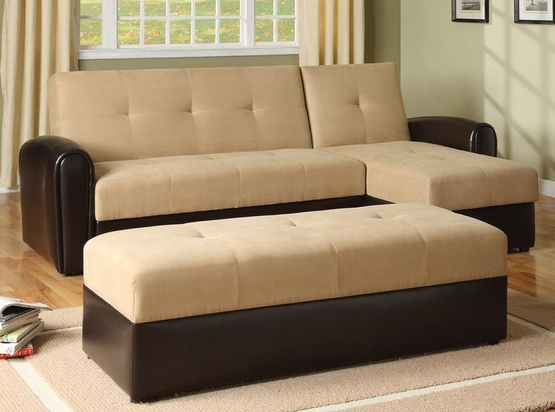 Furniture: Comfortable Tempurpedic Sleeper Sofa For Relax Your within Comfortable Convertible Sofas (Image 9 of 30)