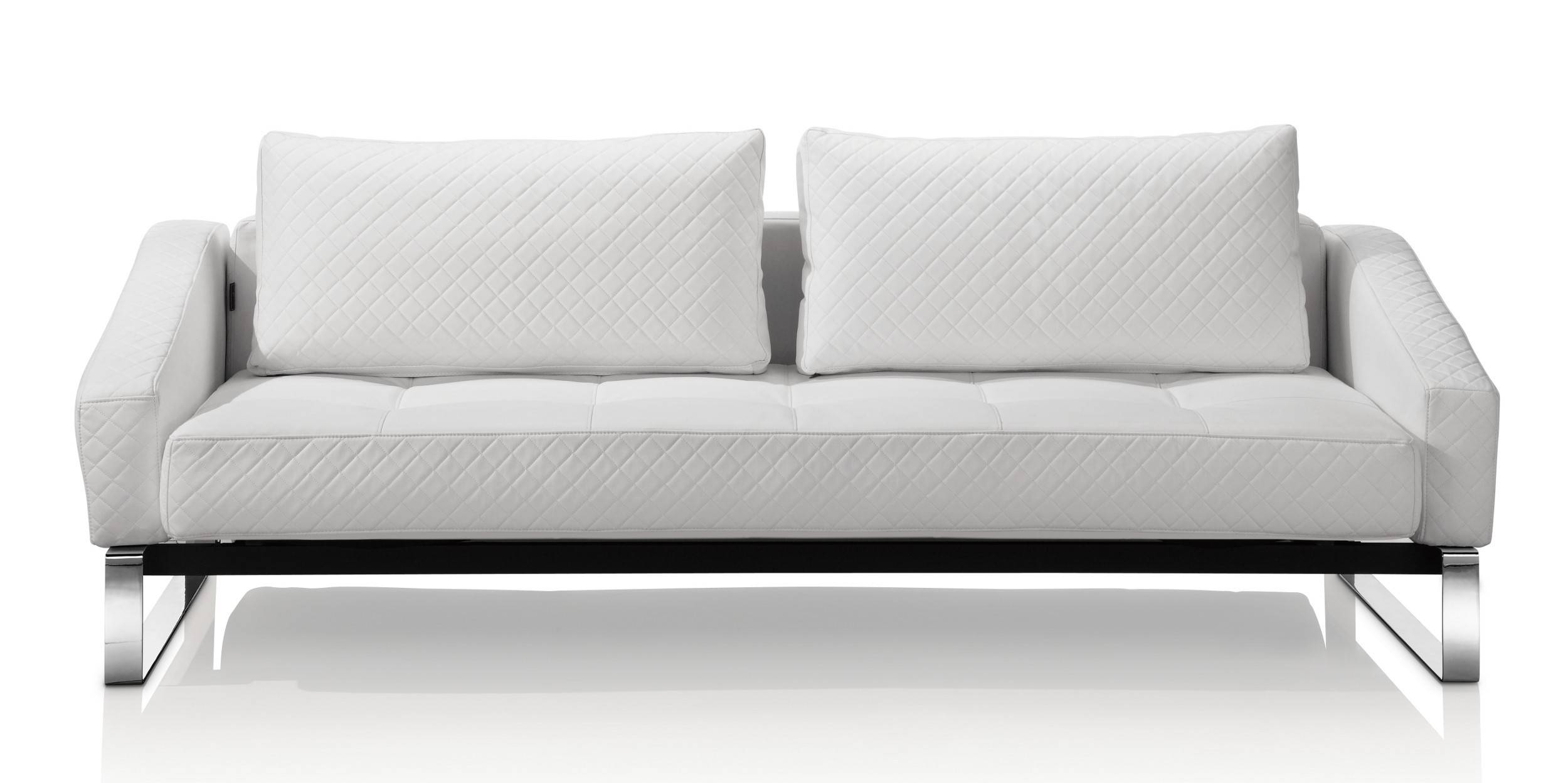 Furniture : Contemporary Sofa Bed Furniture For Modern Living Room inside White Modern Sofas (Image 8 of 30)