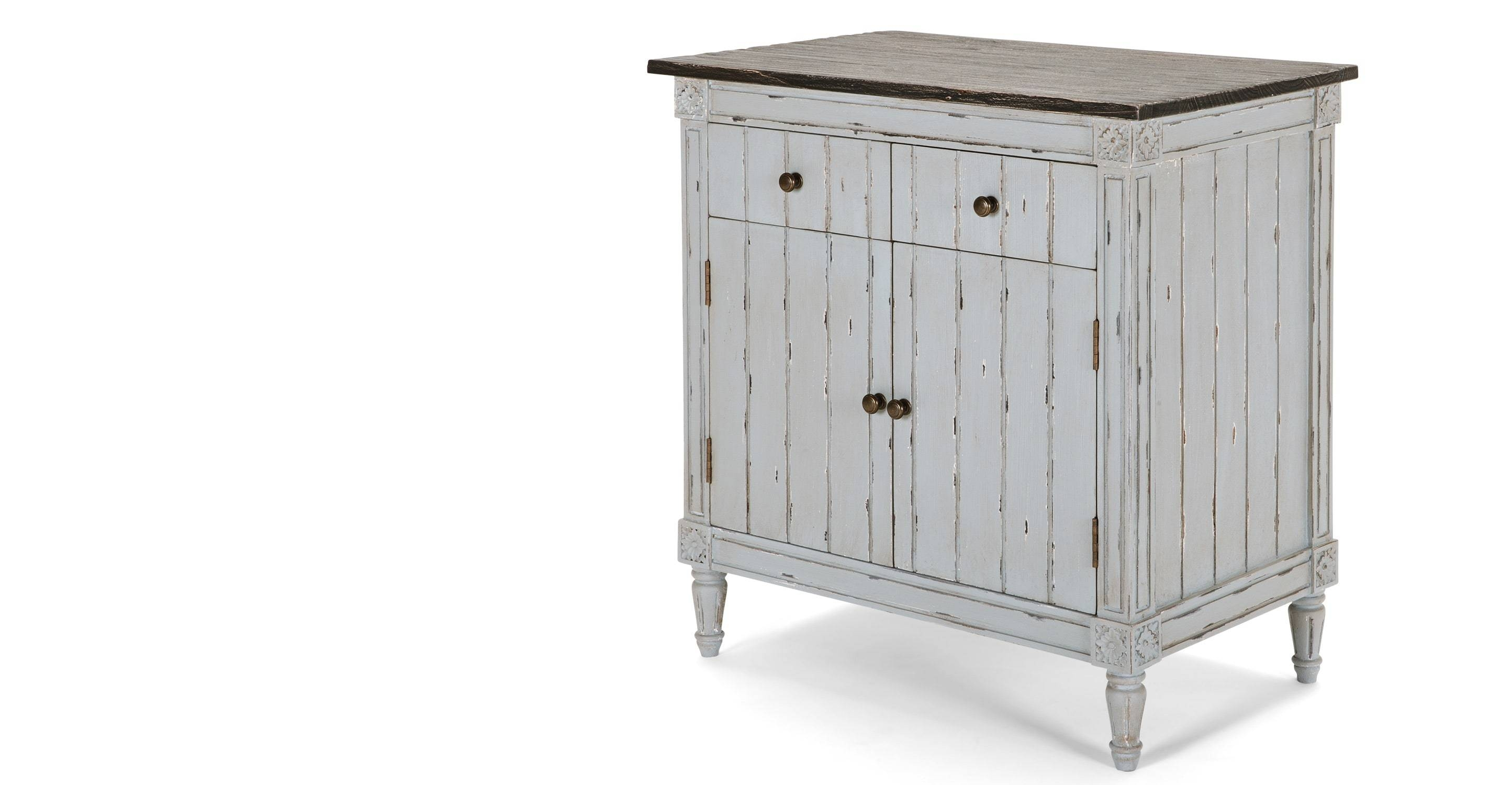 Furniture: Contemporary Version Of Distressed Sideboard Buffet with Small White Sideboards (Image 9 of 30)