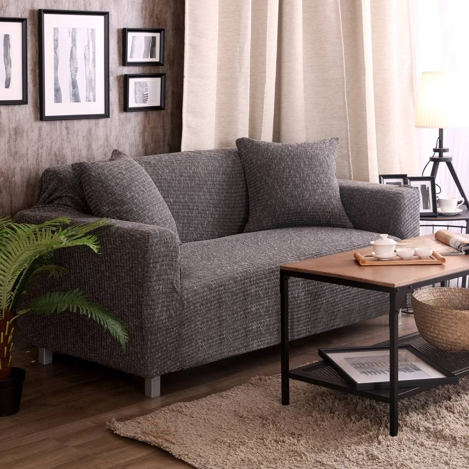 Furniture: Cool Stretch Sofa Covers To Protect And Renew Your Sofa pertaining to Covers for Sofas (Image 7 of 30)