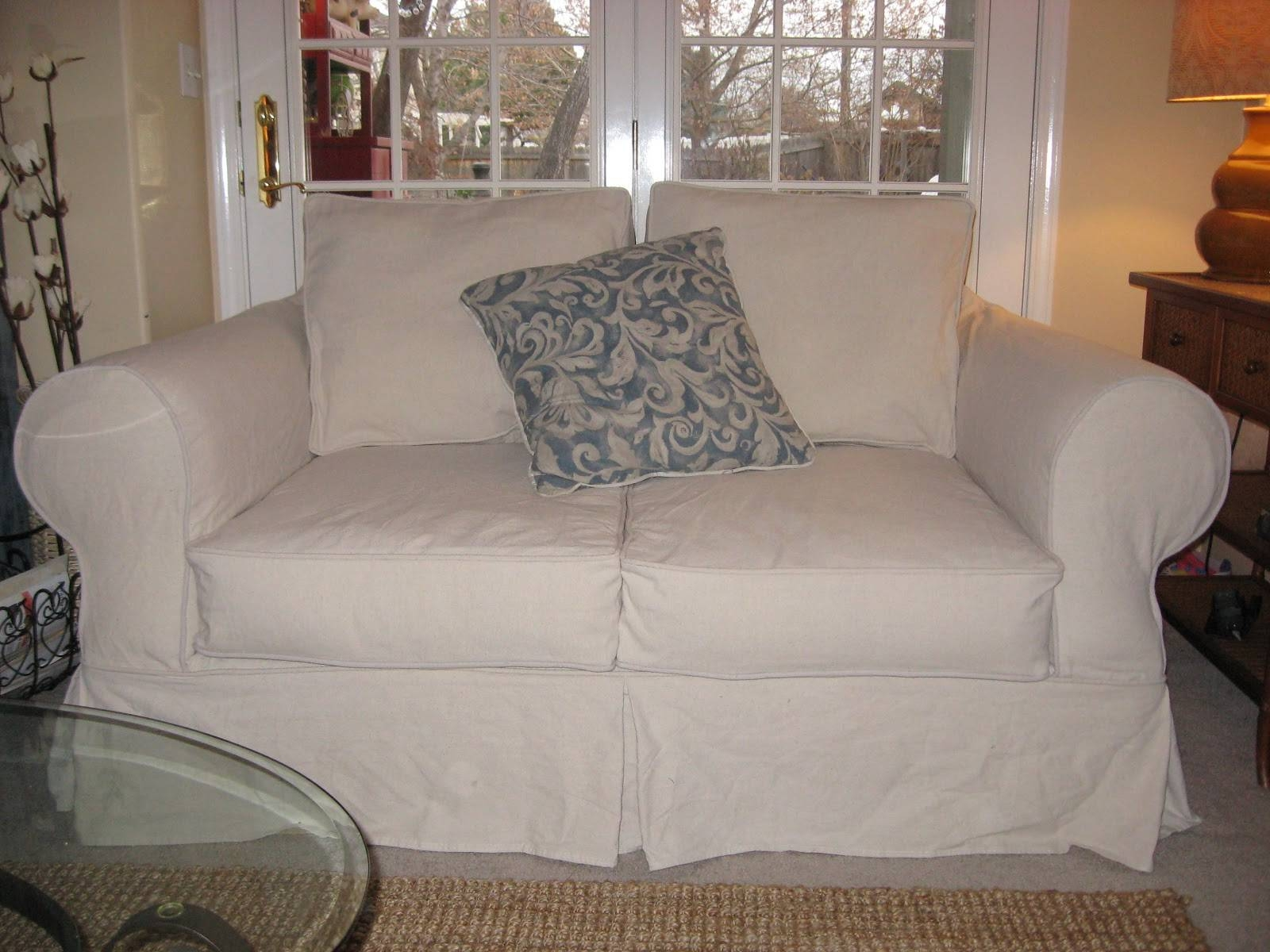 Furniture: Couch Covers At Walmart To Make Your Furniture Stylish for Slipcovers for Chairs and Sofas (Image 6 of 15)