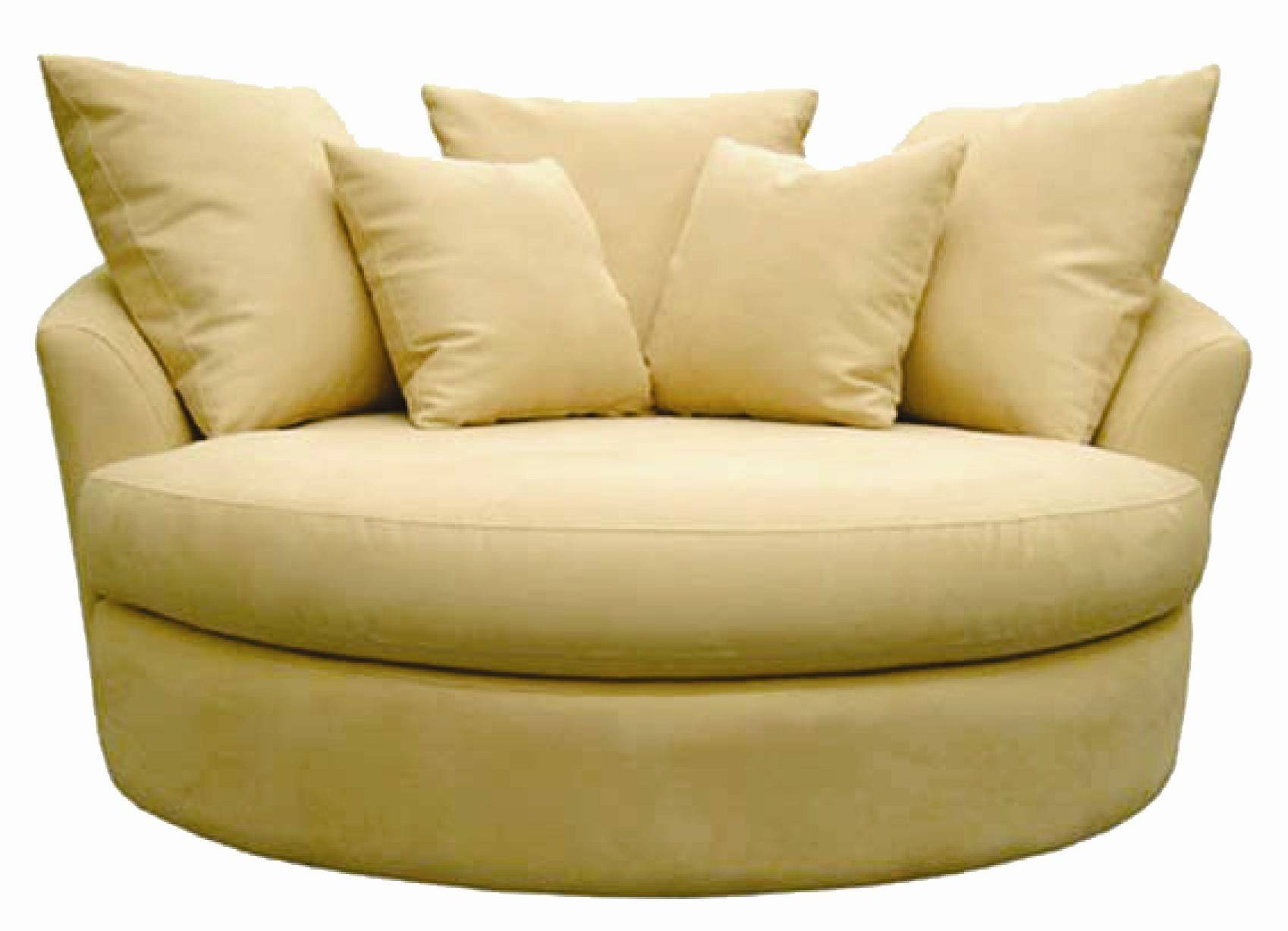 Furniture: Couch Covers At Walmart To Make Your Furniture Stylish with Big Round Sofa Chairs (Image 9 of 30)