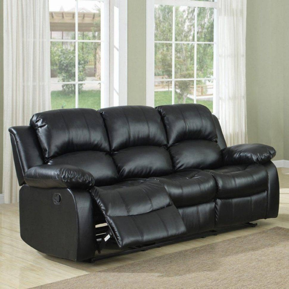 Furniture: Create Your Living Room With Cool Sectional Recliner intended for Curved Recliner Sofa (Image 10 of 30)
