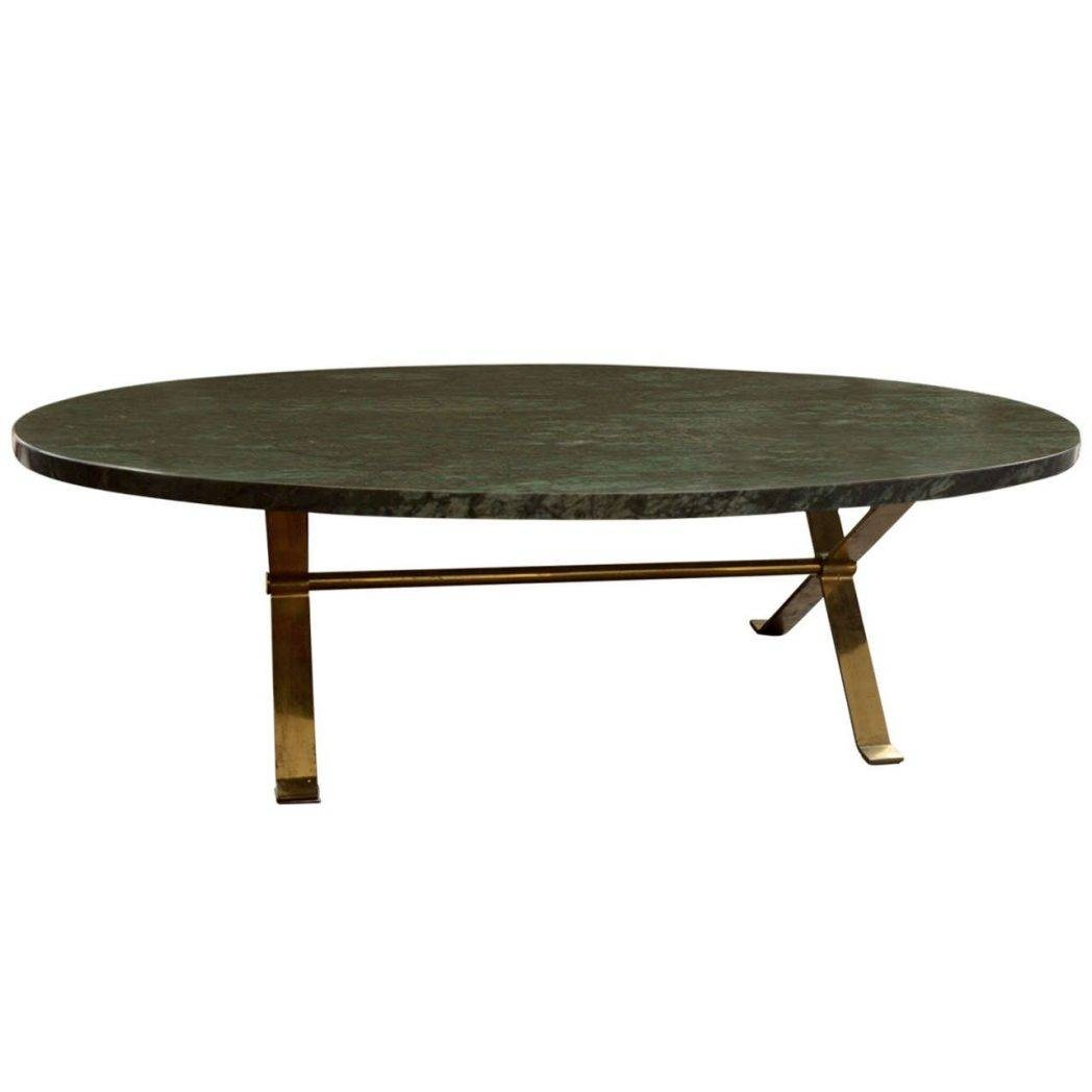 Furniture: Creative Minimalist Small Oval Coffee Table For Living intended for Small Mirrored Coffee Tables (Image 9 of 30)