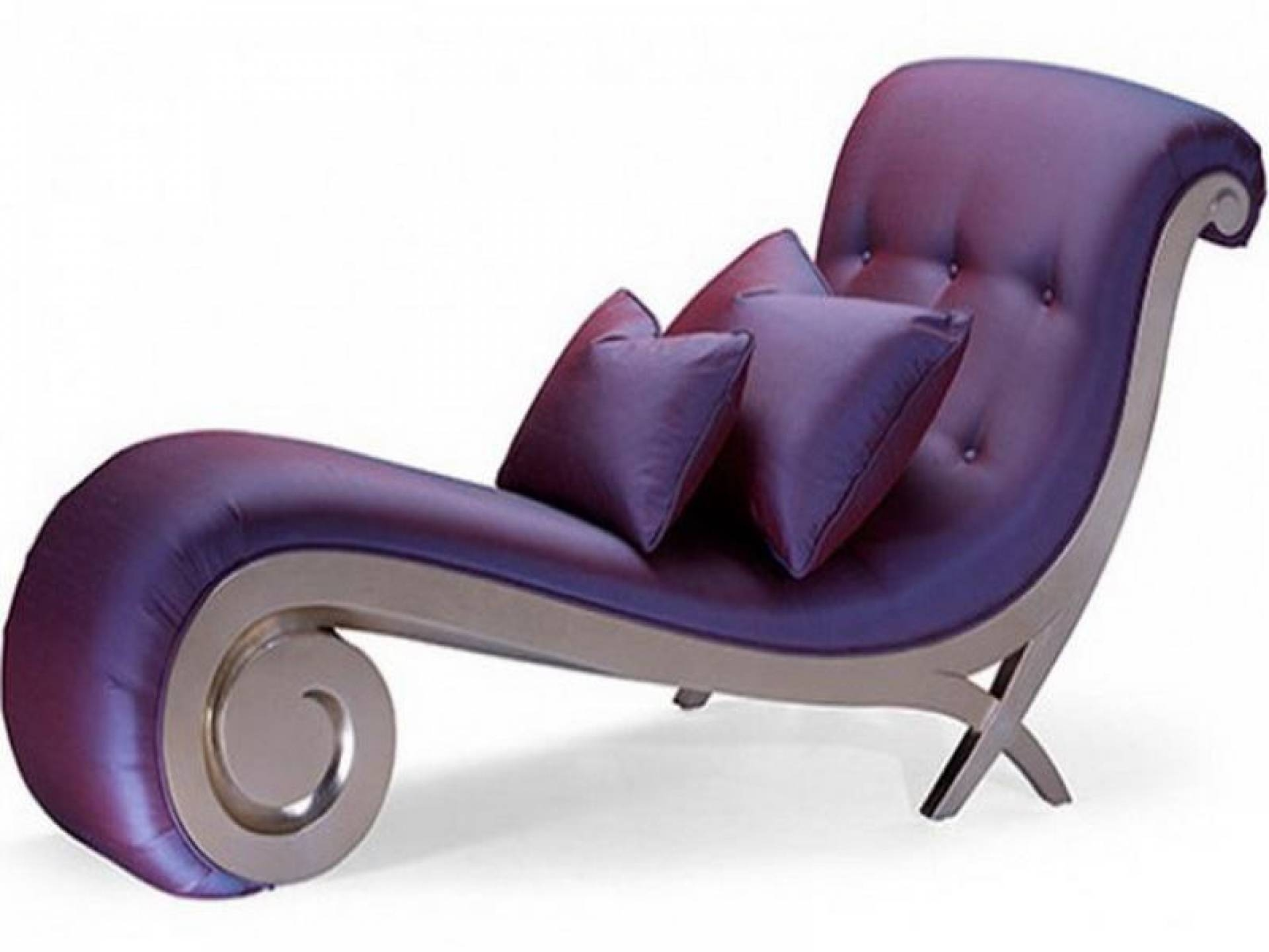 Furniture: Cute Purple Chaise Lounge For Living Room Furniture with Sofa Lounge Chairs (Image 12 of 30)
