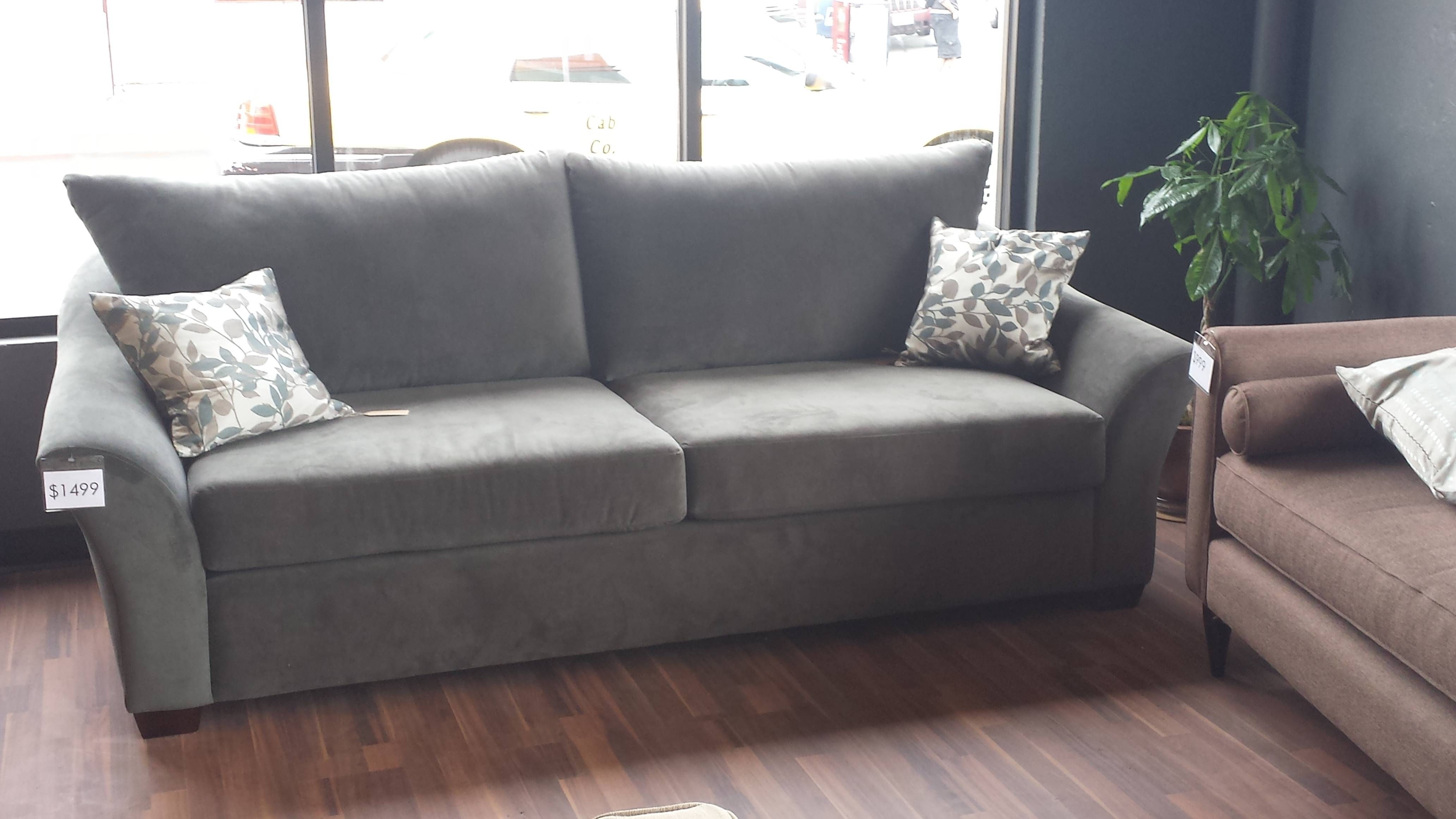 Furniture: Deep Seat Sofas | Deep Seated Couch | Large Comfy Couches throughout Deep Cushioned Sofas (Image 20 of 30)