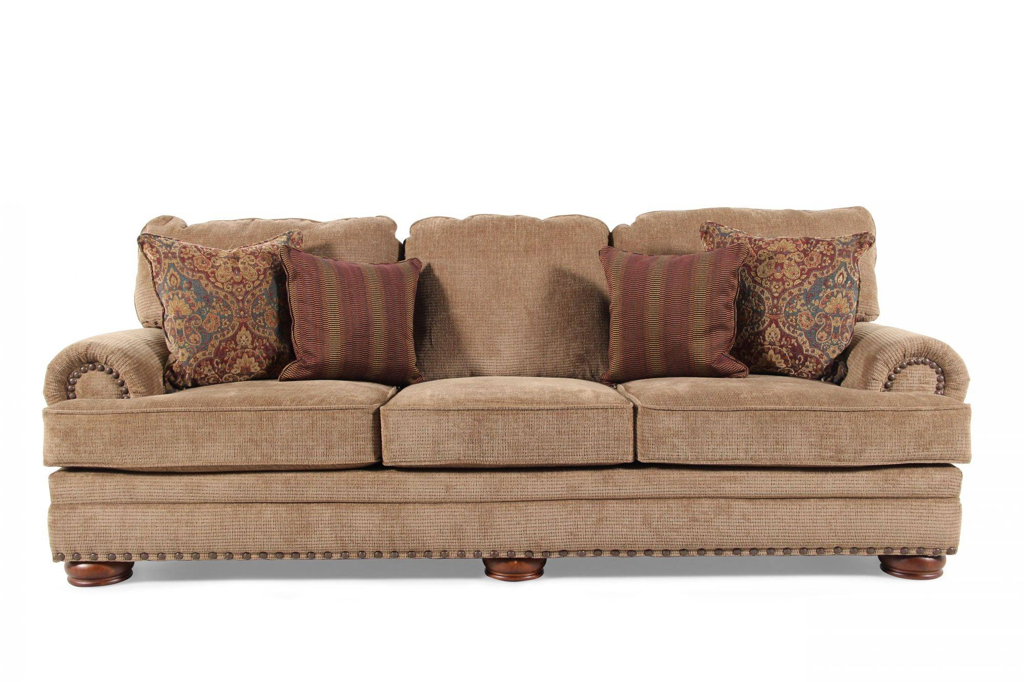 Furniture: Deep Seated Couch | Deep Cushion Sofa | Giant Couches for Deep Cushioned Sofas (Image 21 of 30)