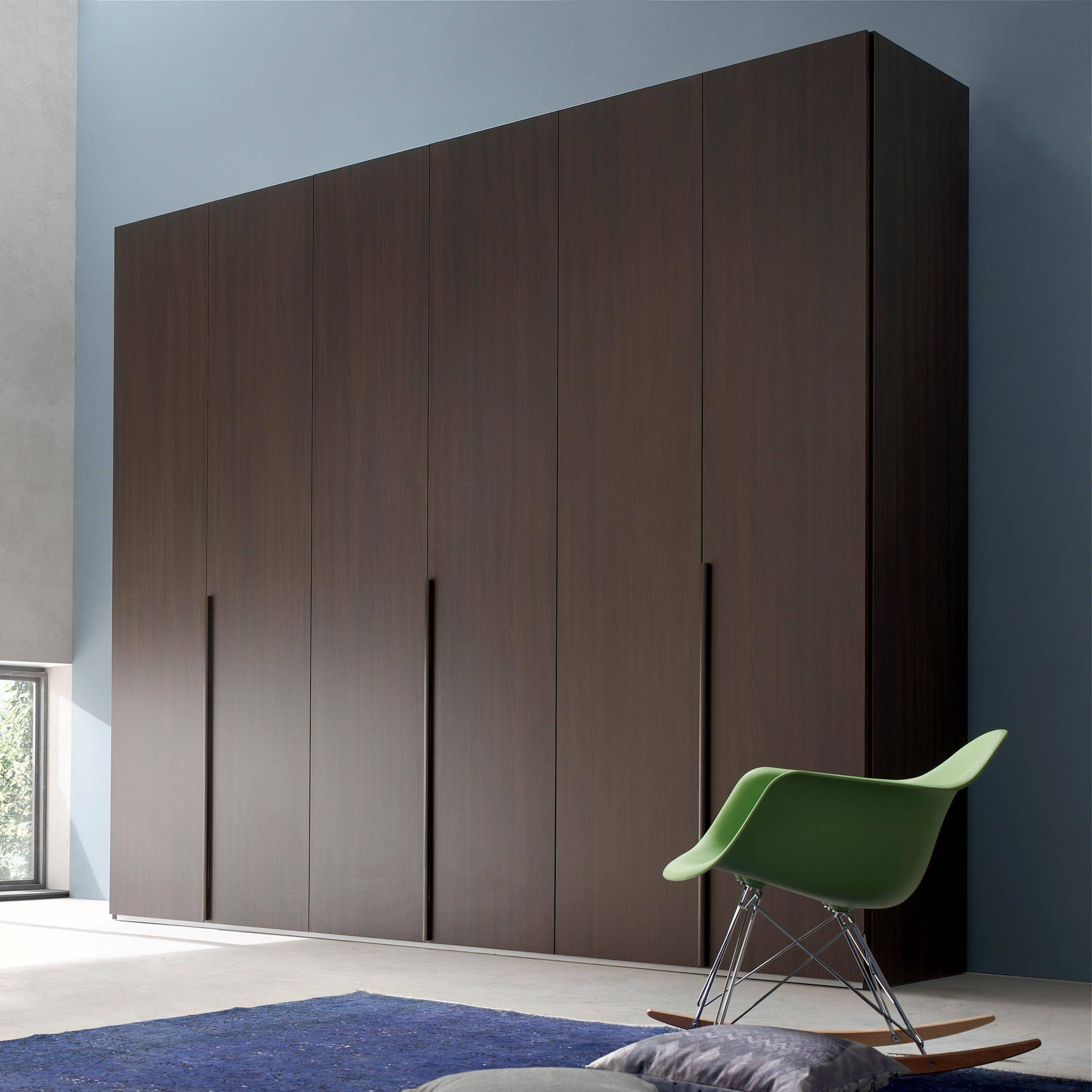 Furniture Design Bedroom Wardrobe Luxurious Home Design in Wall Wardrobes (Image 15 of 30)