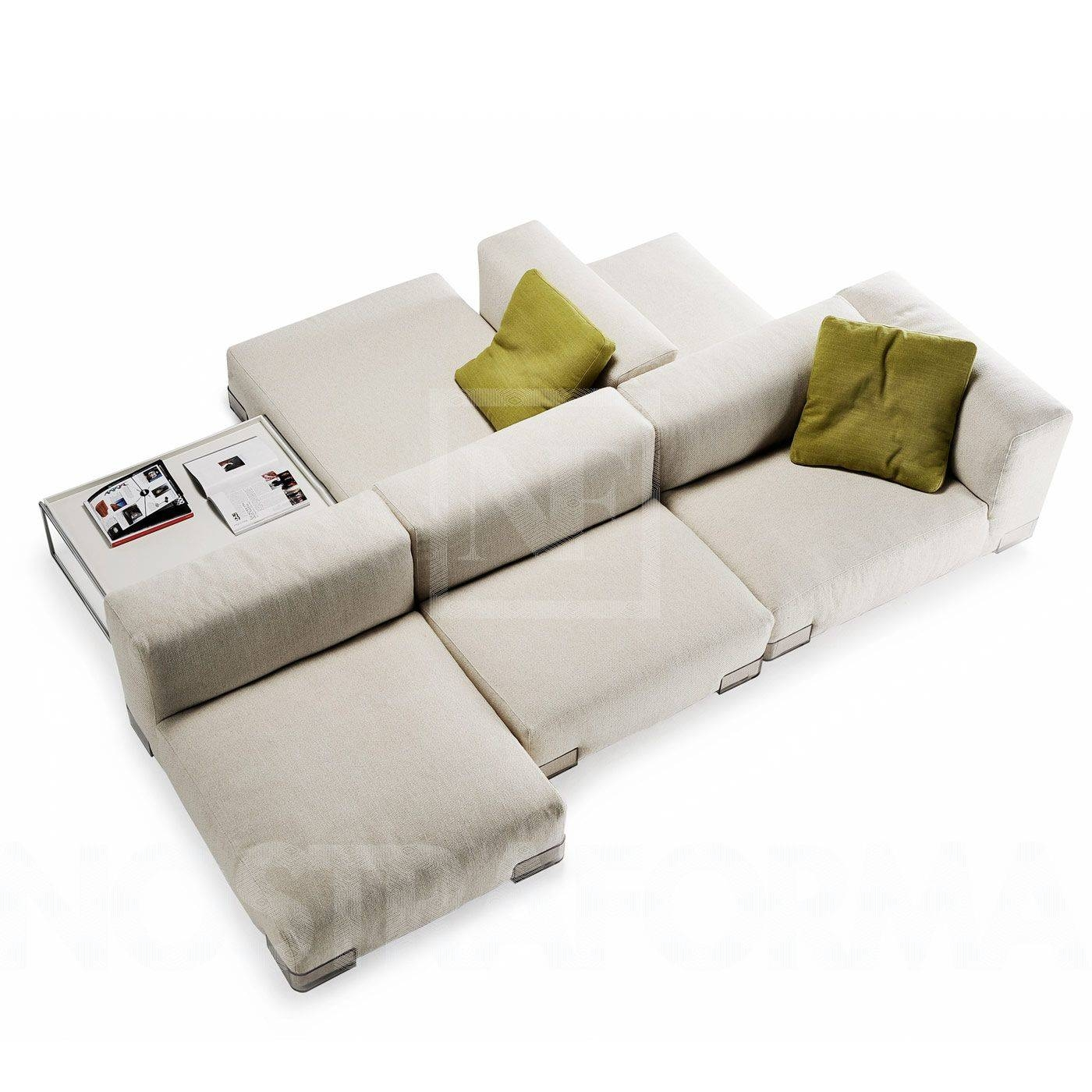 Furniture: Double Sided Sofa | Build A Sectional Sofa | Latest Couches with Sleek Sectional Sofa (Image 10 of 25)