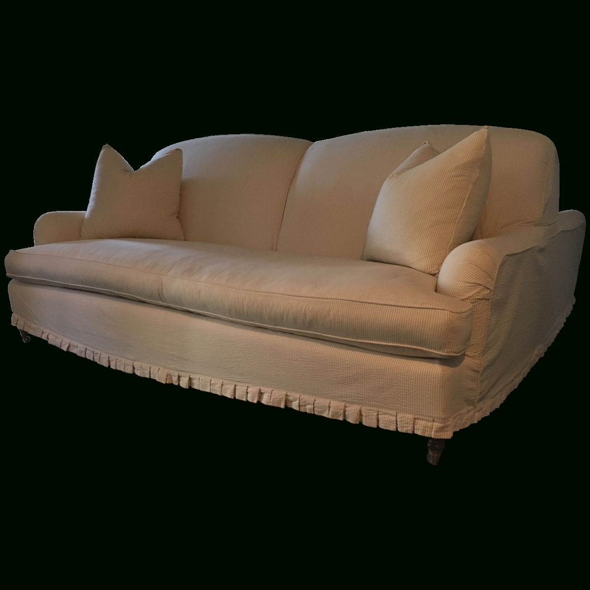 Furniture: Double Sided Sofa For Extra Seating And Cocktail for Old Fashioned Sofas (Image 4 of 30)