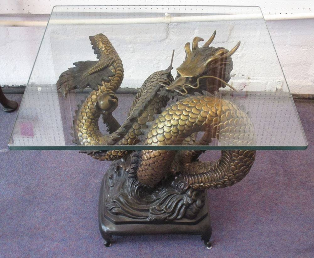 Furniture: Dragon Coffee Table Ideas Warwickshire Dragon Coffee Regarding Dragon Coffee Tables (View 2 of 30)