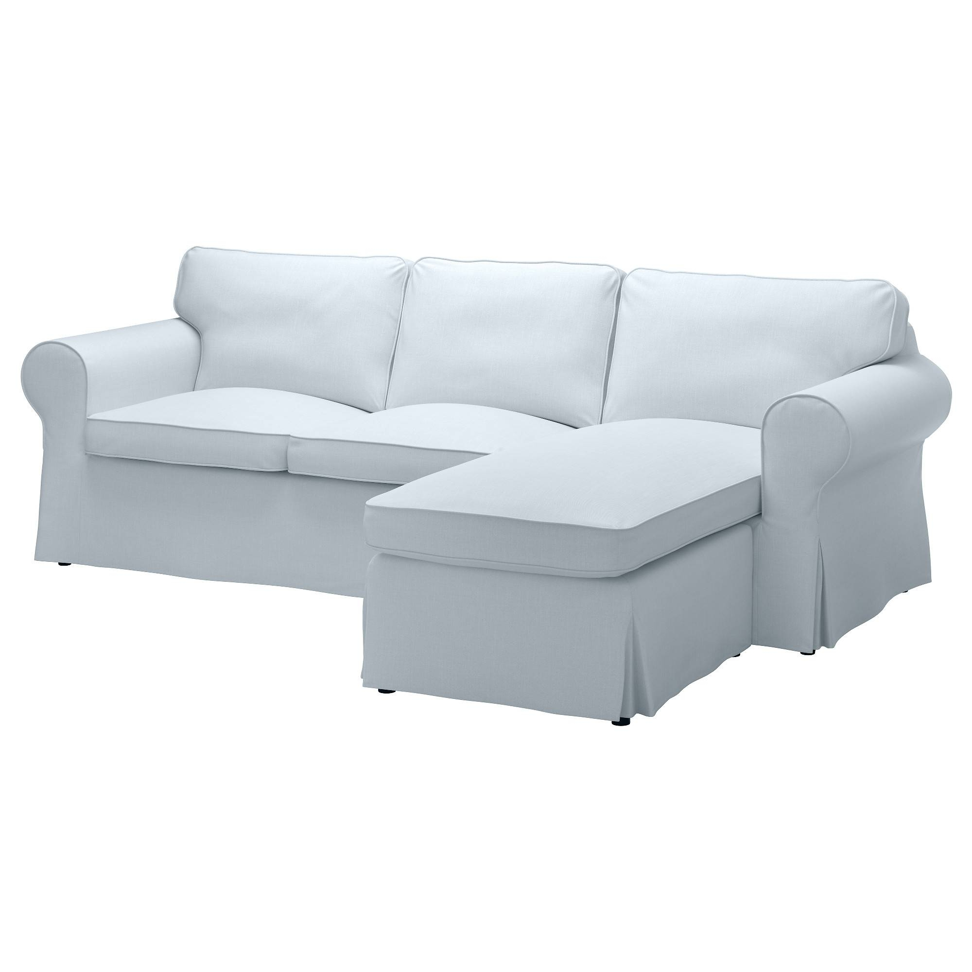 Furniture: Ektorp Sectional For Give Your Furniture A New Look Regarding Ikea Sectional Sofa Sleeper (View 6 of 25)
