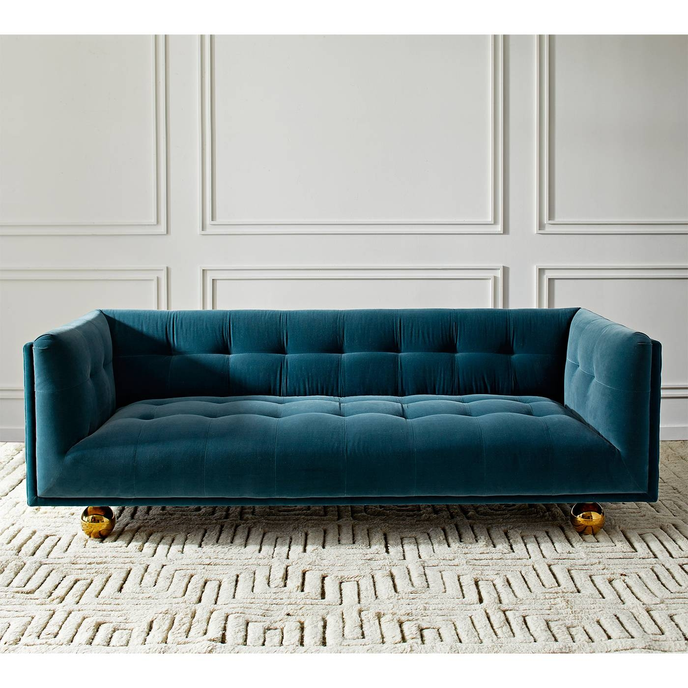 Furniture: Enchanting Design Of Turquoise Sofa For Lovely Home in Cool Sofa Ideas (Image 18 of 30)