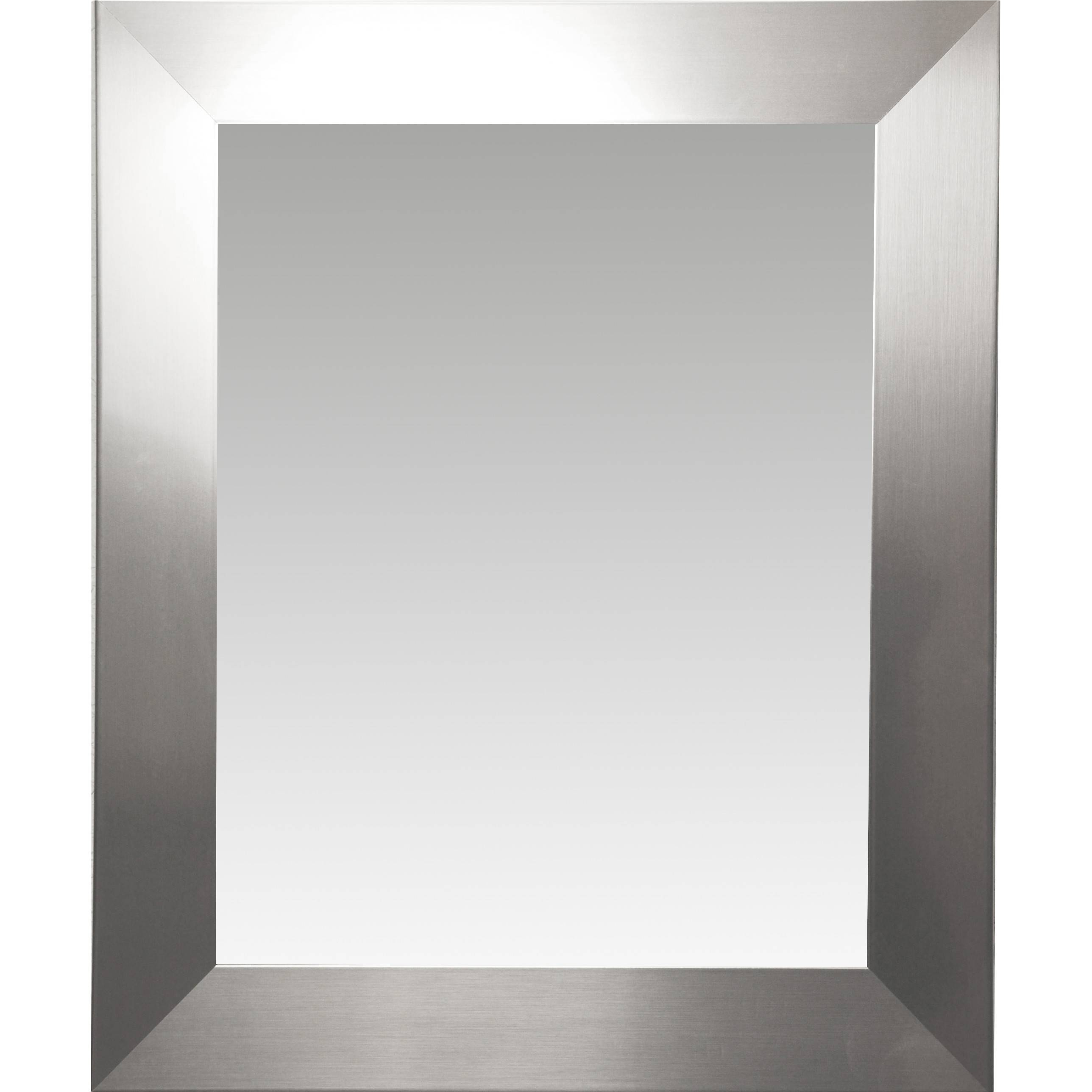 Furniture: Enchanting Wayfair Mirror For Home Furniture Ideas for Modern Silver Mirrors (Image 7 of 25)