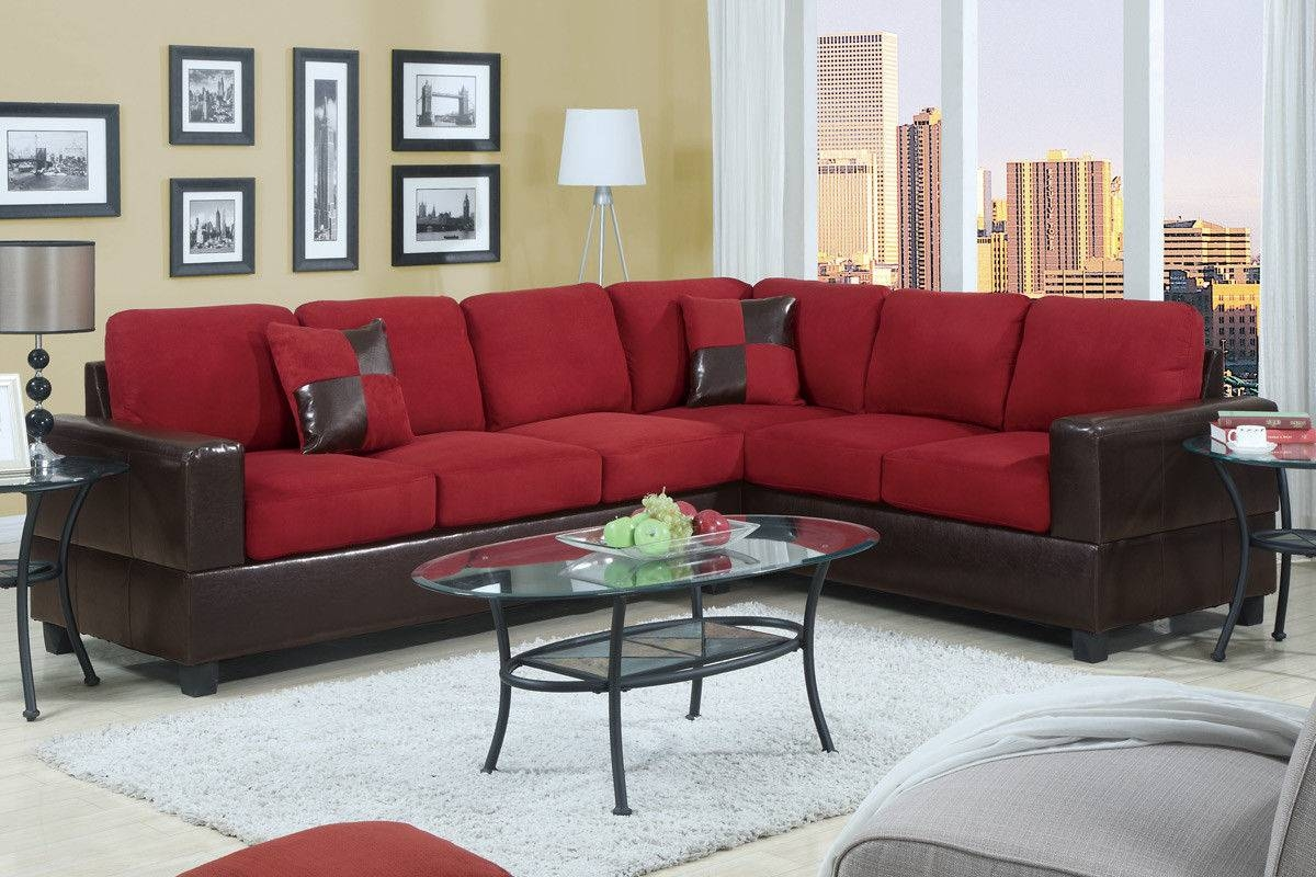 Furniture: Entertaining Fancy Cheap Living Room Sets Under 500 For with regard to Cheap Red Sofas (Image 10 of 30)