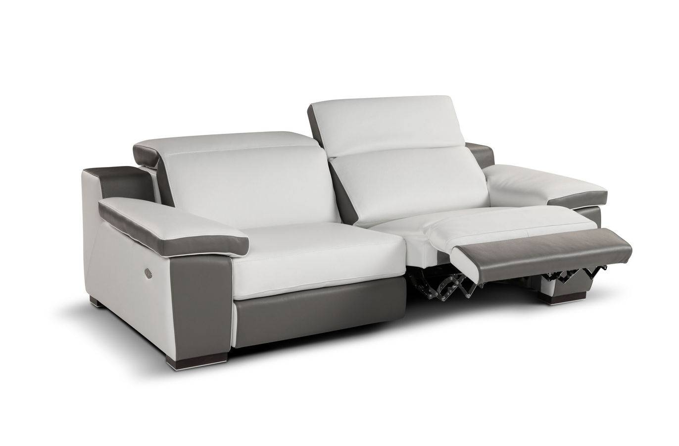 Furniture: Ergonomic And Elegant Modern Leather Recliner For regarding Ergonomic Sofas and Chairs (Image 20 of 30)