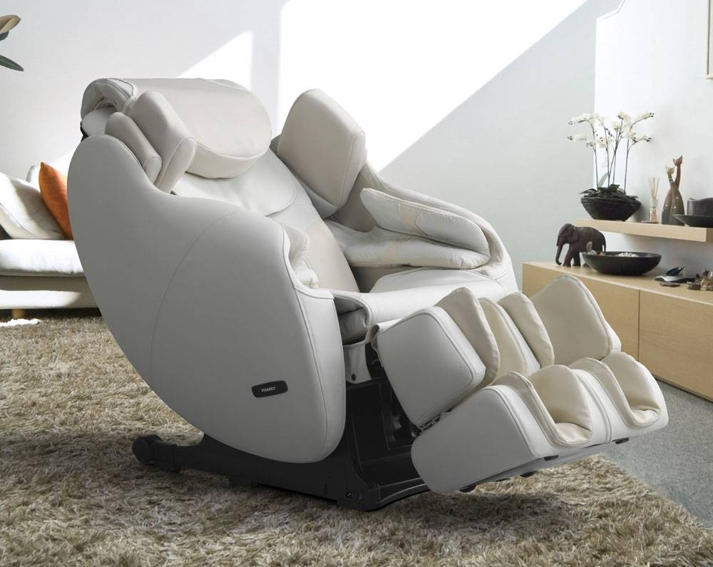 Furniture: Exciting Ebay Massage Chair For Your Body Relaxation with Foot Massage Sofa Chairs (Image 15 of 30)