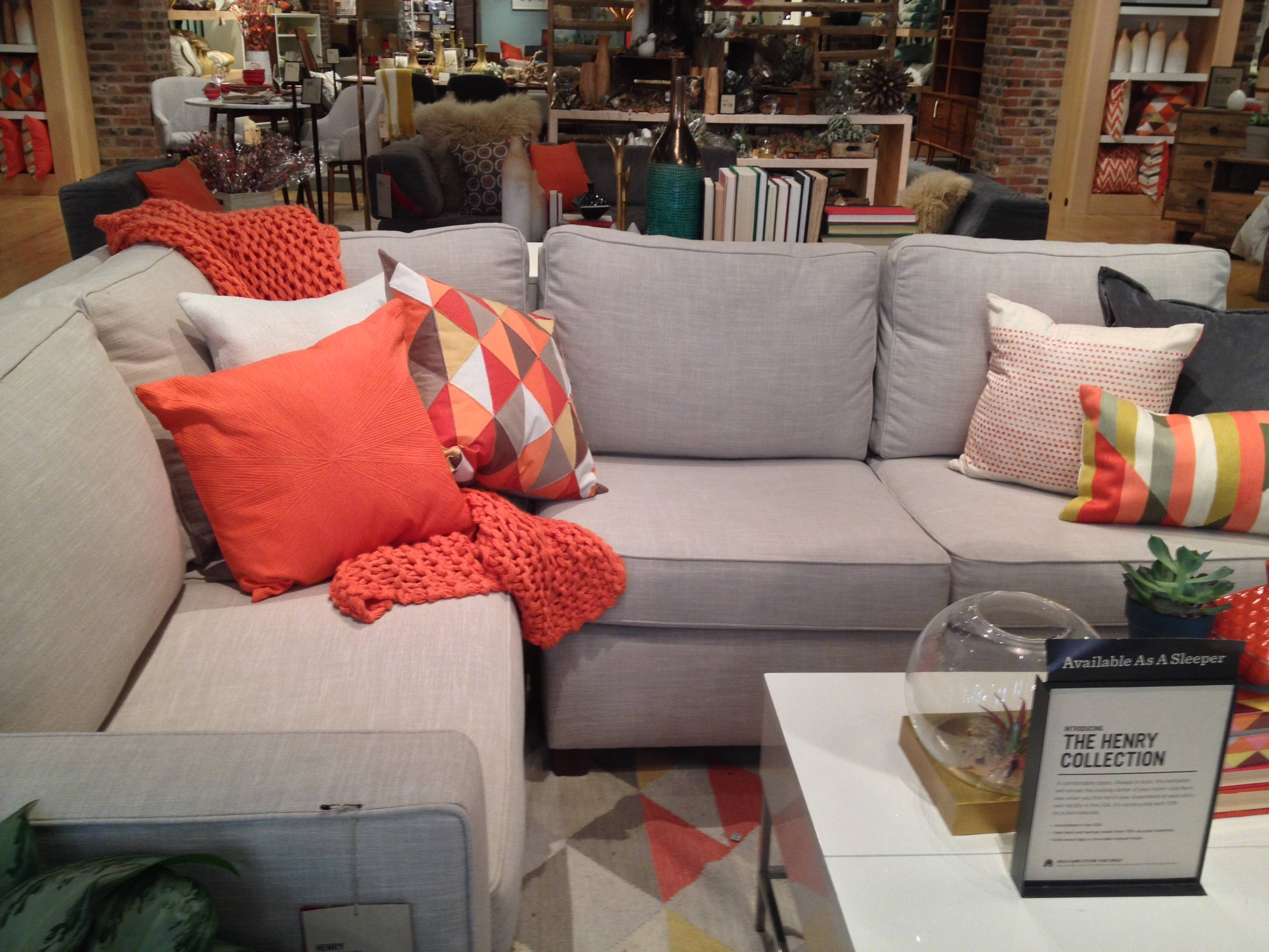 Furniture: Exciting Sectional Sofas Costco For Your Family Room for West Elm Sectional Sofa (Image 7 of 30)