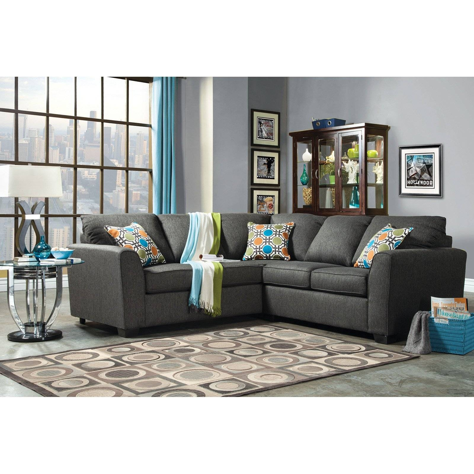 Furniture: Exciting Sectional Sofas Costco For Your Family Room in Small 2 Piece Sectional Sofas (Image 17 of 30)