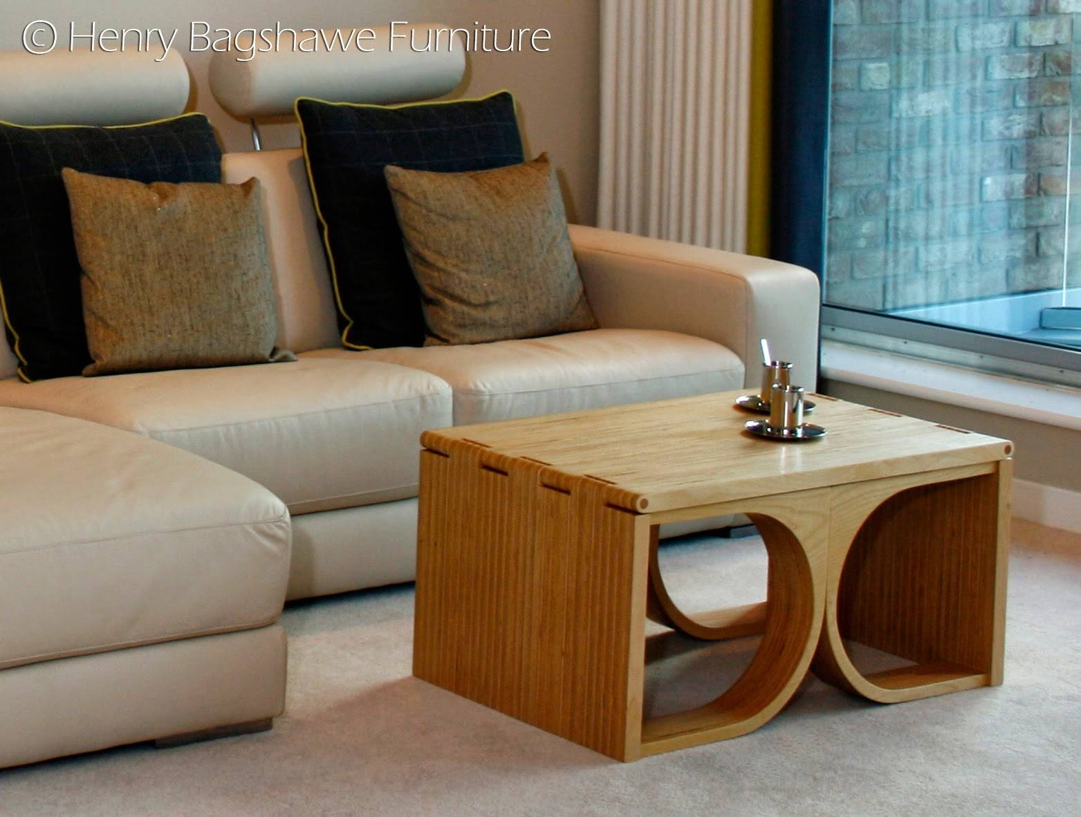Furniture: Extendable Coffee Table | Skinny Side Table | Storage intended for L Shaped Coffee Tables (Image 14 of 30)