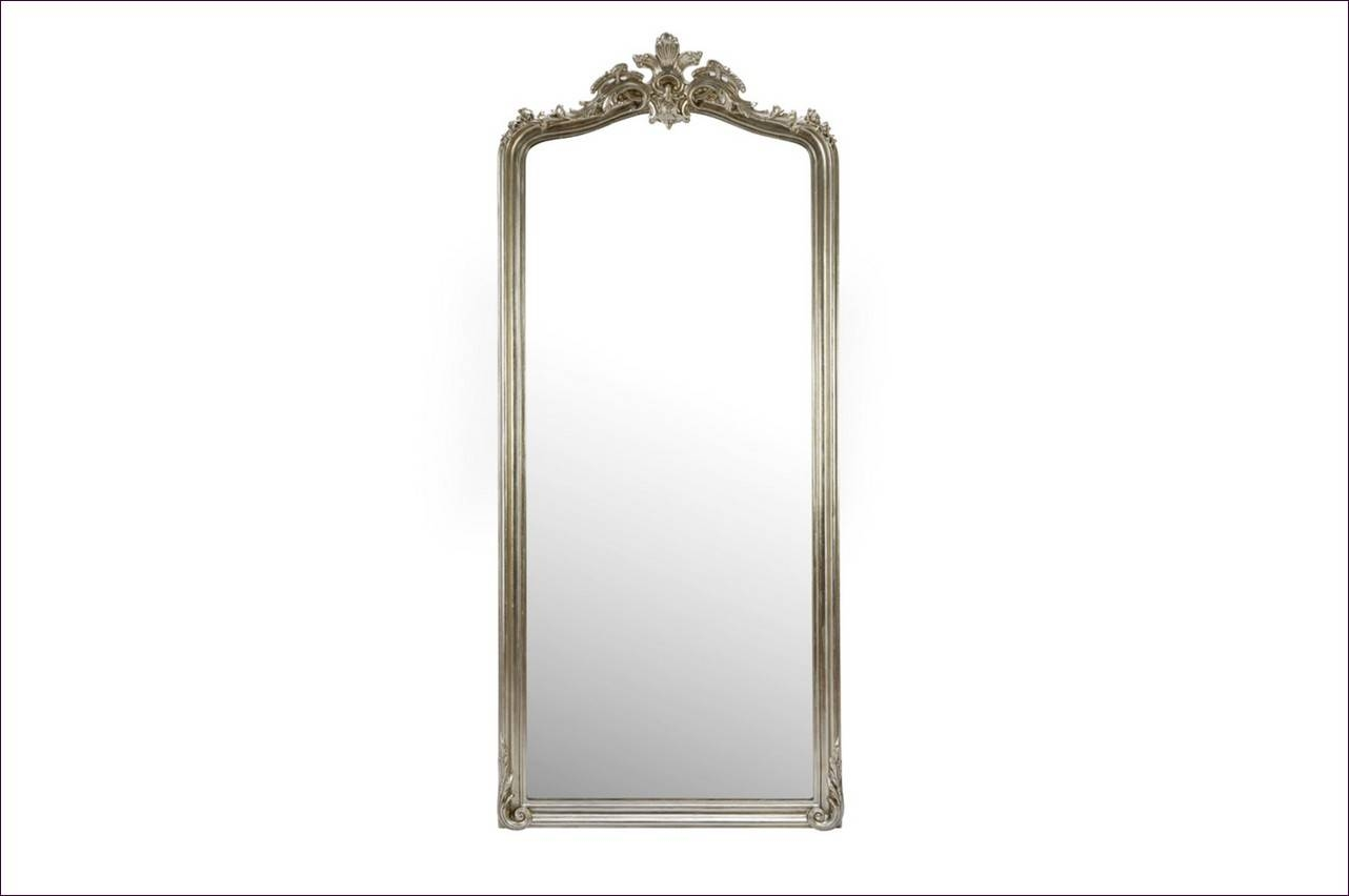 Furniture : Extra Large Decorative Mirrors Black Floor Mirror inside Small Silver Mirrors (Image 9 of 25)