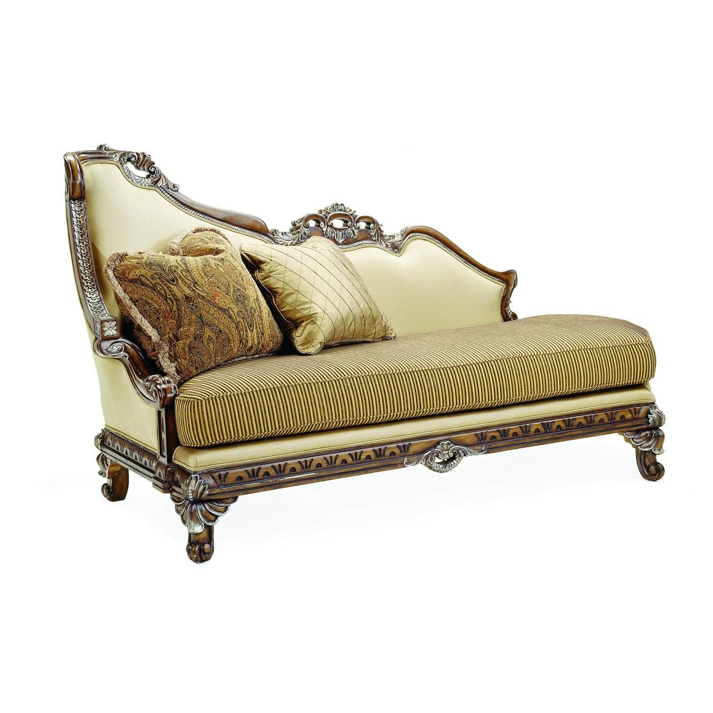 Furniture: Fabulous Fainting Couch For Living Room Or Bedroom inside Old Fashioned Sofas (Image 5 of 30)