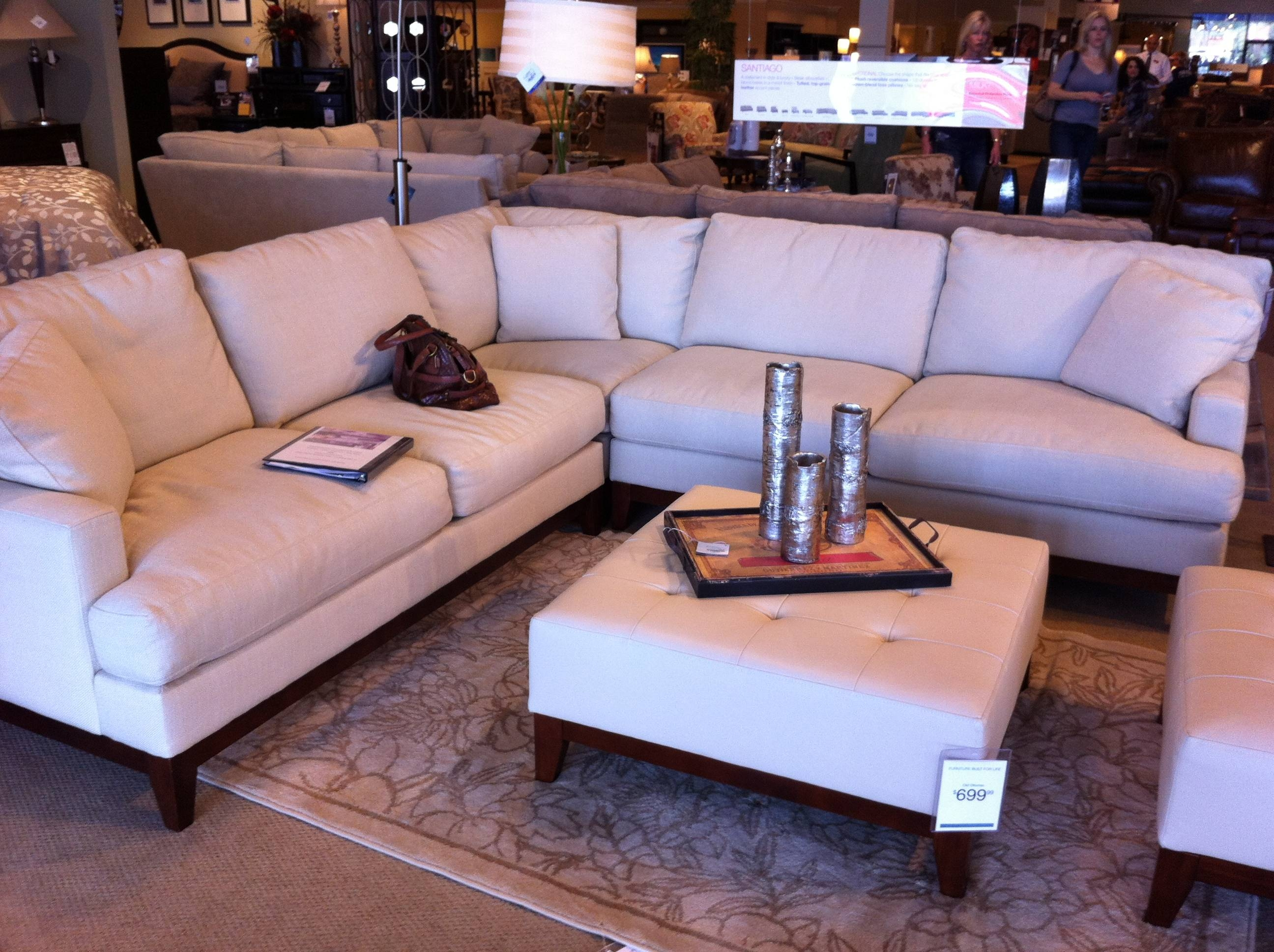 Featured Photo of Crate And Barrel Sectional Sofas