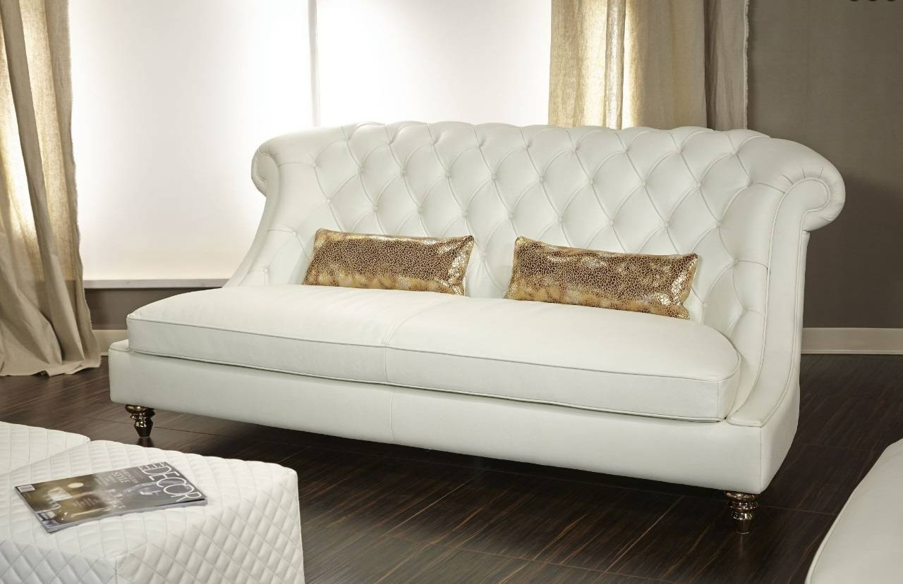 Furniture: Fabulous Tufted Loveseat For Interesting Living Room In Cheap Tufted Sofas (View 4 of 30)