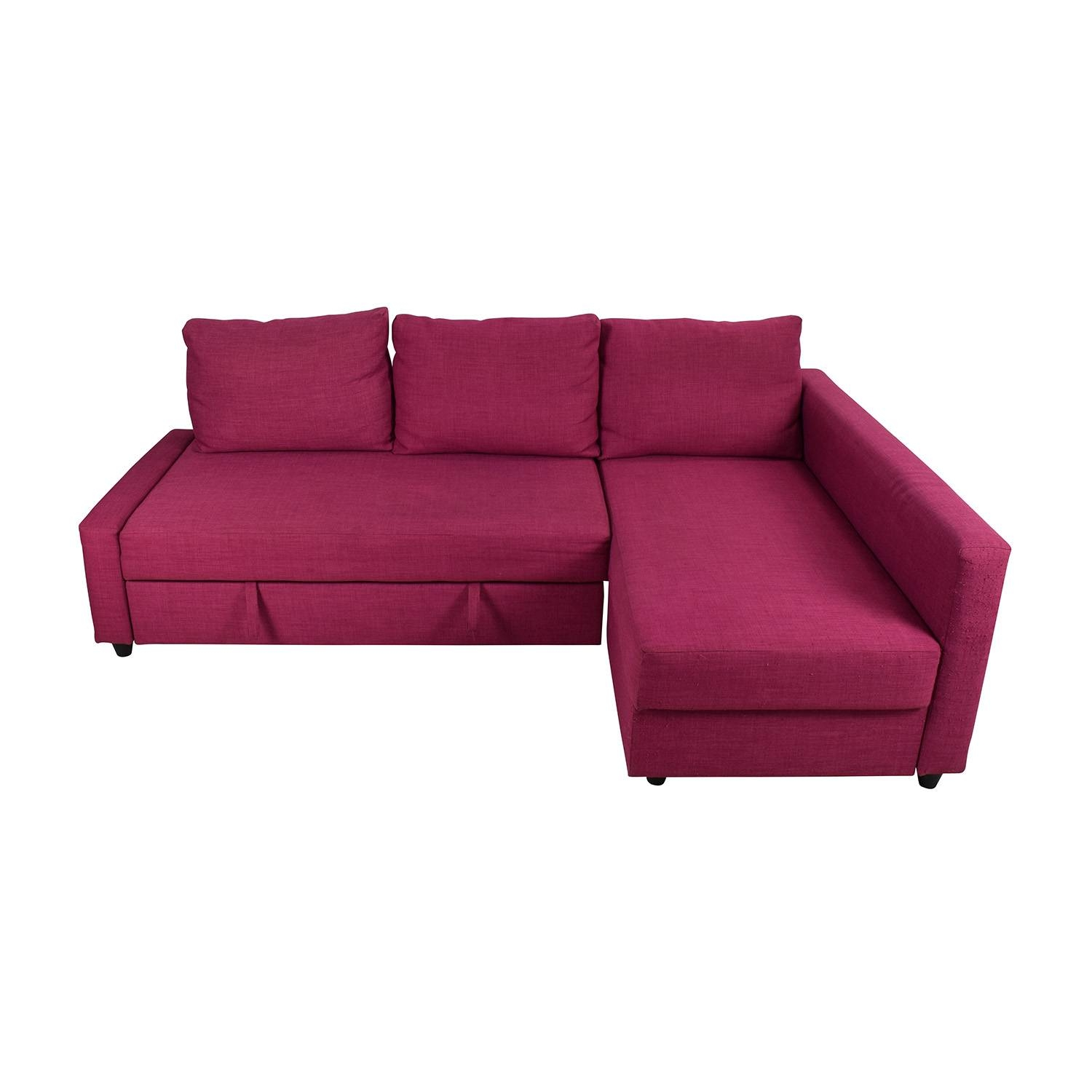 Furniture: Fancy Sleeper Sofa Ikea For Your Best Living Room for Red Sectional Sleeper Sofas (Image 12 of 30)
