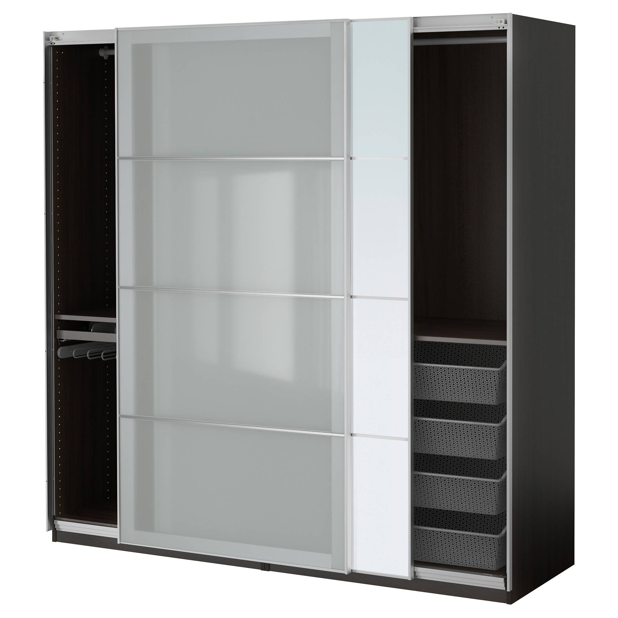 Furniture: Fancy Wardrobe Armoire For Wardrobe Organizer Idea with regard to Wardrobes With Drawers And Shelves (Image 13 of 30)