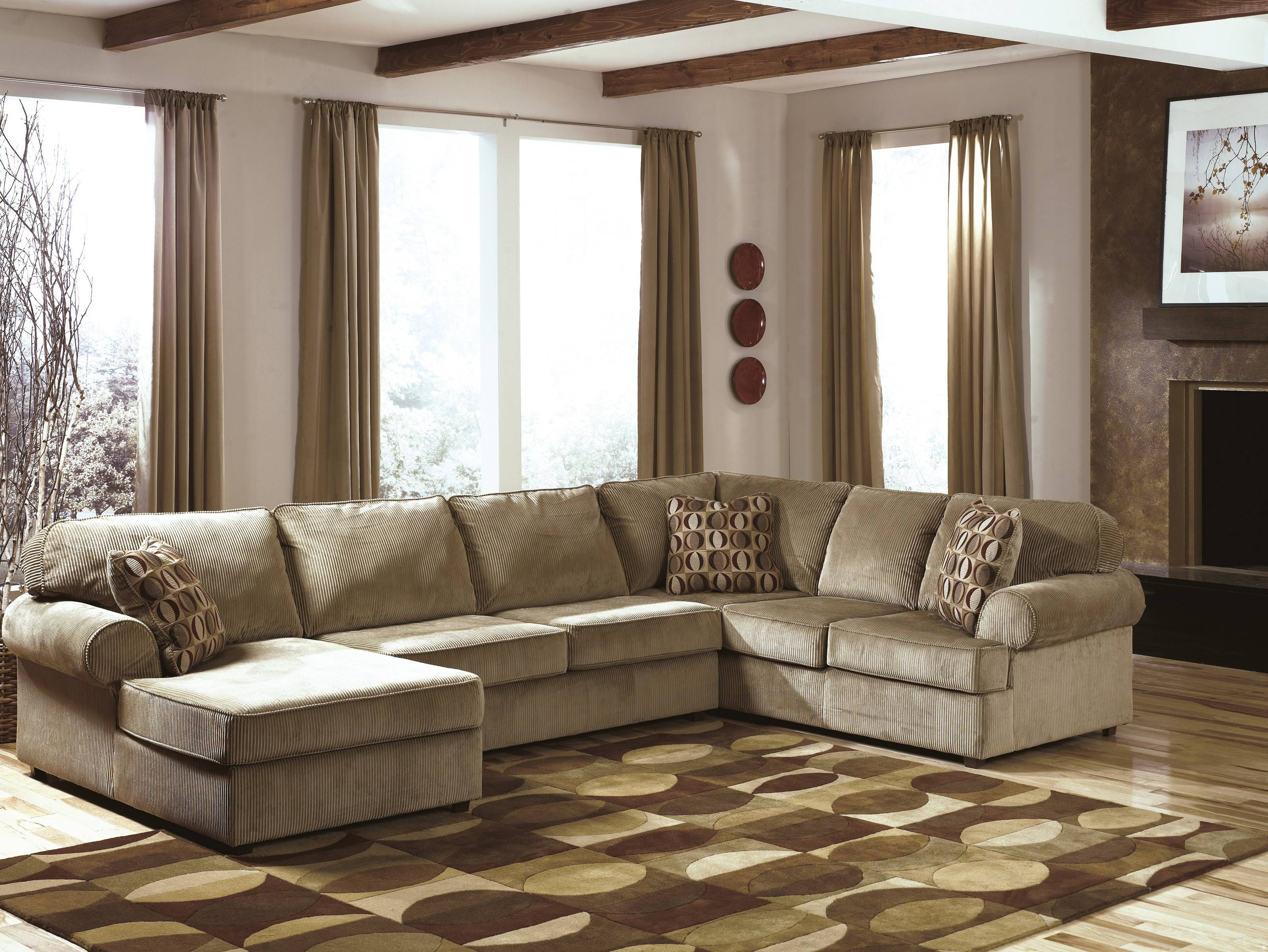 Furniture: Fantastic Sectional Couches With Recliners For Your With Regard To C Shaped Sofa (View 16 of 30)