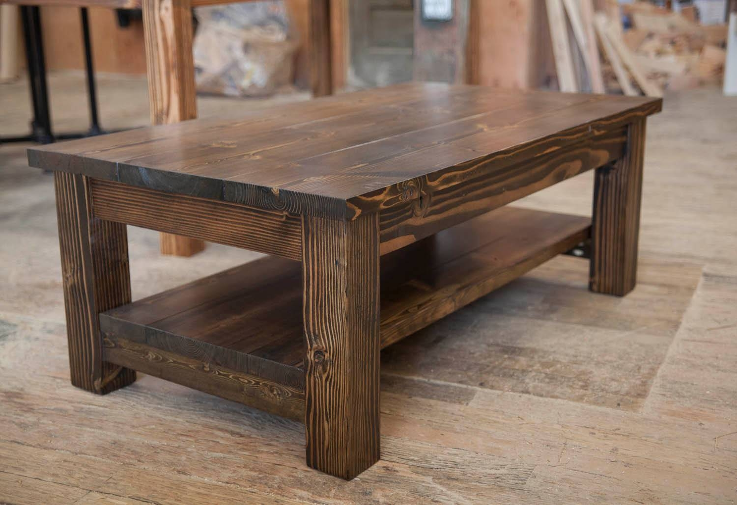 Furniture: Farmhouse Coffee Table | Wayfair Coffee Tables | Rustic with regard to Wayfair Coffee Table Sets (Image 23 of 30)