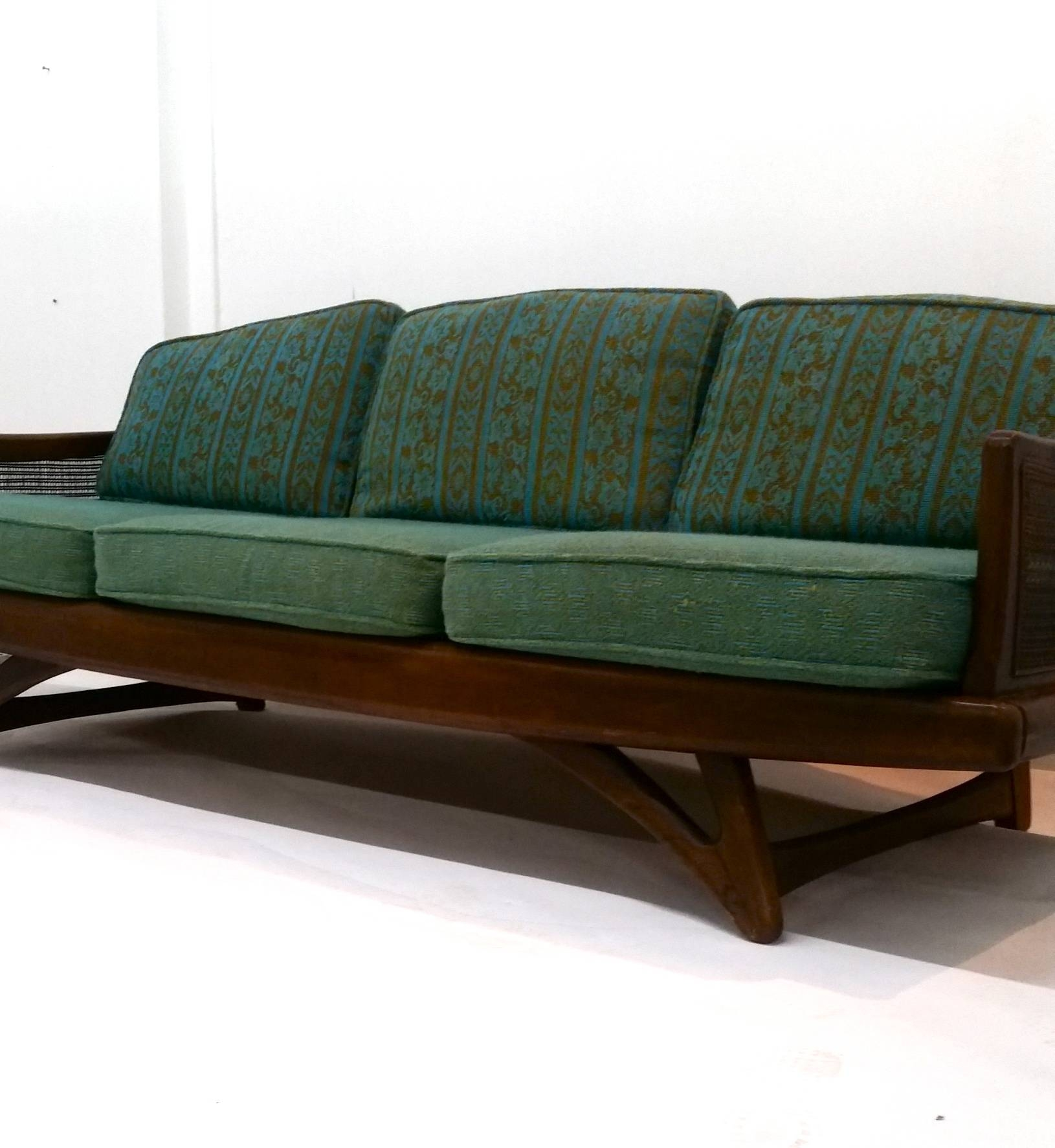 Furniture: Fascinating Mid Century Sofas For Comfy Home Furniture within Mid Range Sofas (Image 16 of 30)