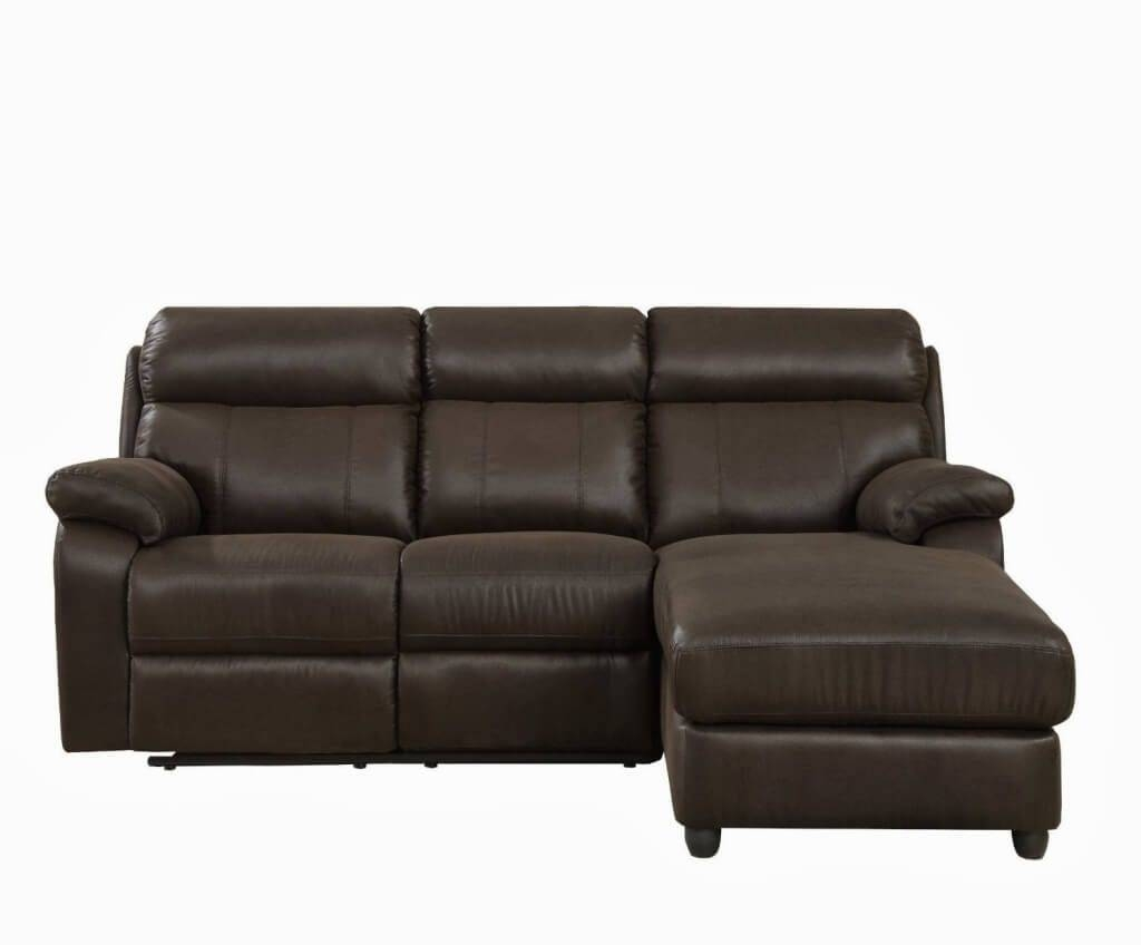 Furniture: Fascinating Old Fashioned Leather Sectional Sofa Custom inside Inexpensive Sectional Sofas for Small Spaces (Image 12 of 30)