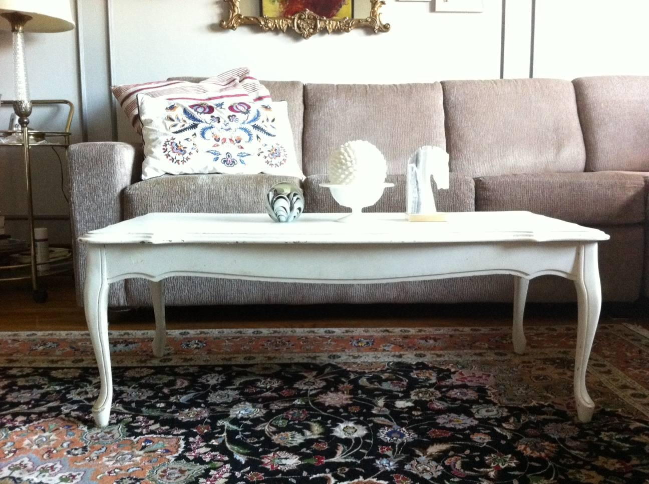 Featured Photo of French White Coffee Tables