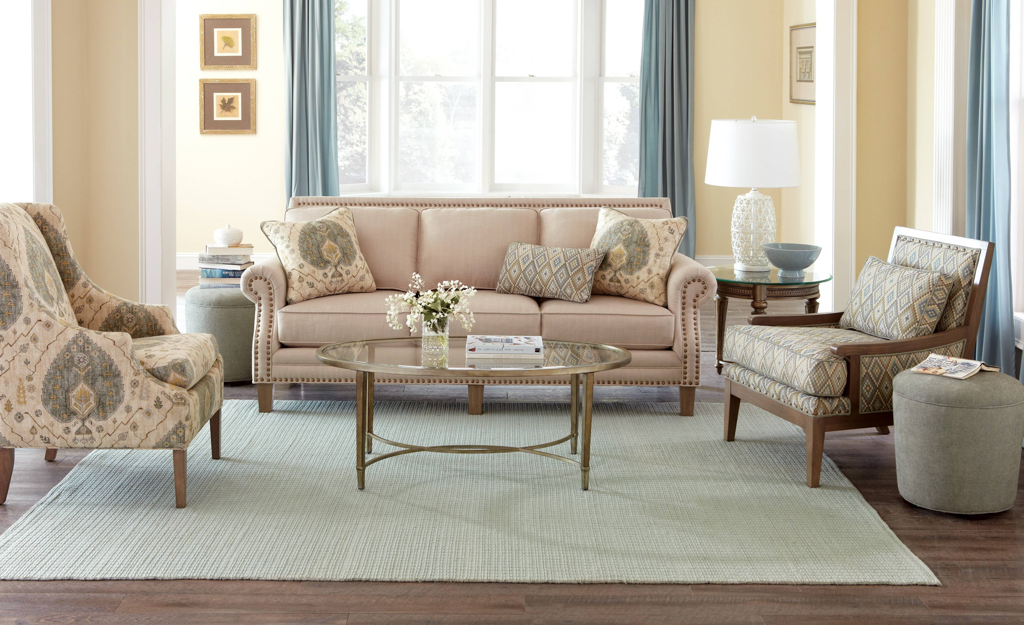Furniture: Fill Your Home With Elgant Craftmaster Furniture For Intended  For Craftmaster Sectional Sofa (