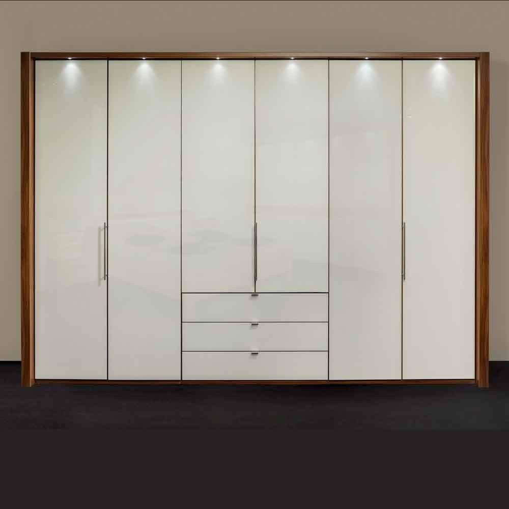 Furniture For Modern Living - Furniture For Modern Living for Walnut Wardrobes (Image 7 of 15)