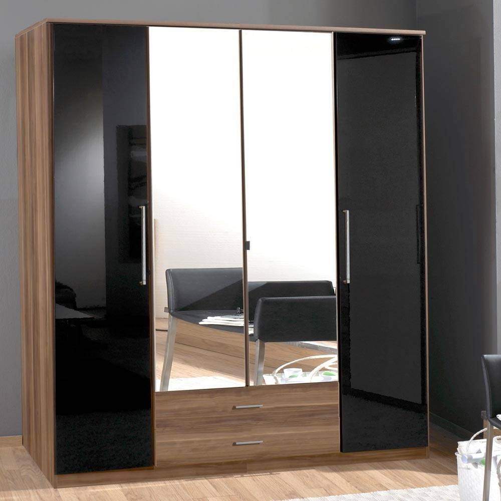 Featured Photo of 4 Door Wardrobes