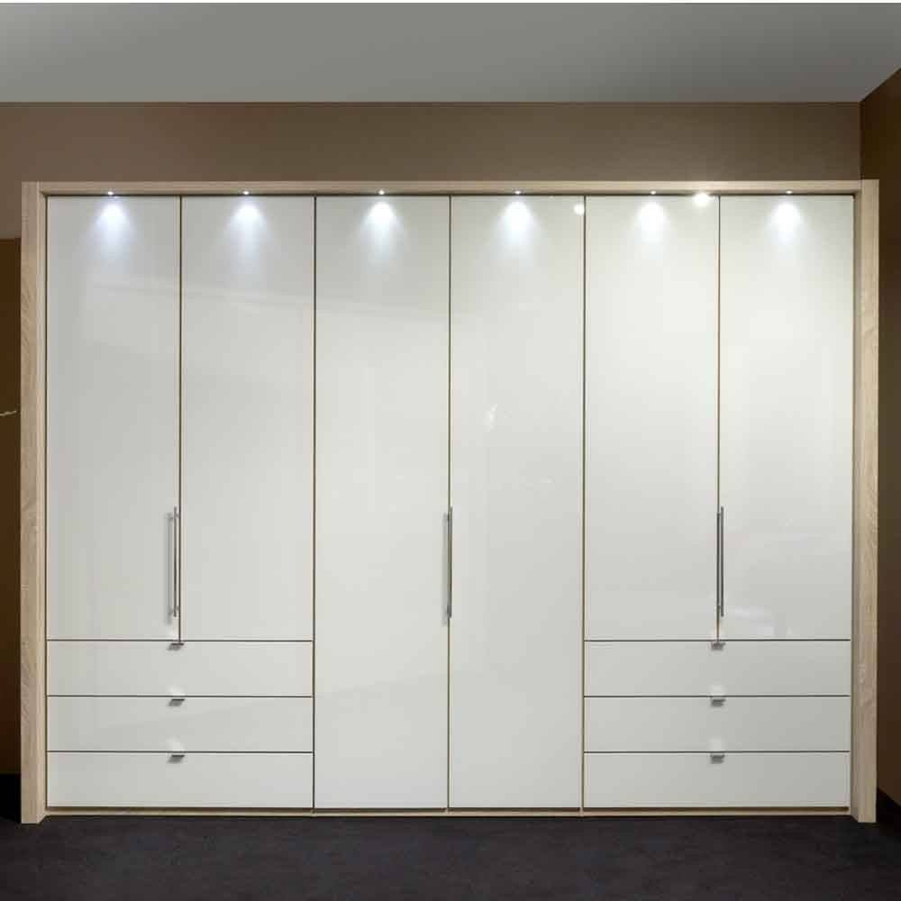 Furniture For Modern Living - Furniture For Modern Living regarding 6 Door Wardrobes Bedroom Furniture (Image 8 of 15)