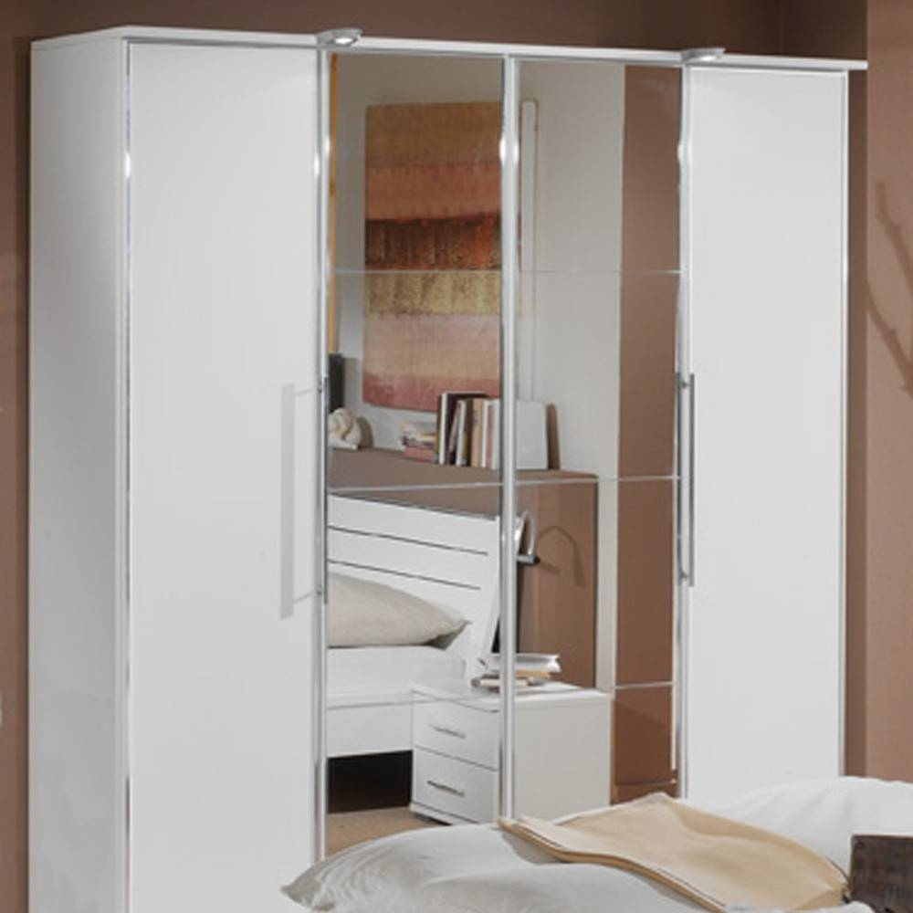 Furniture For Modern Living - Furniture For Modern Living with regard to Wardrobes With 4 Doors (Image 9 of 15)
