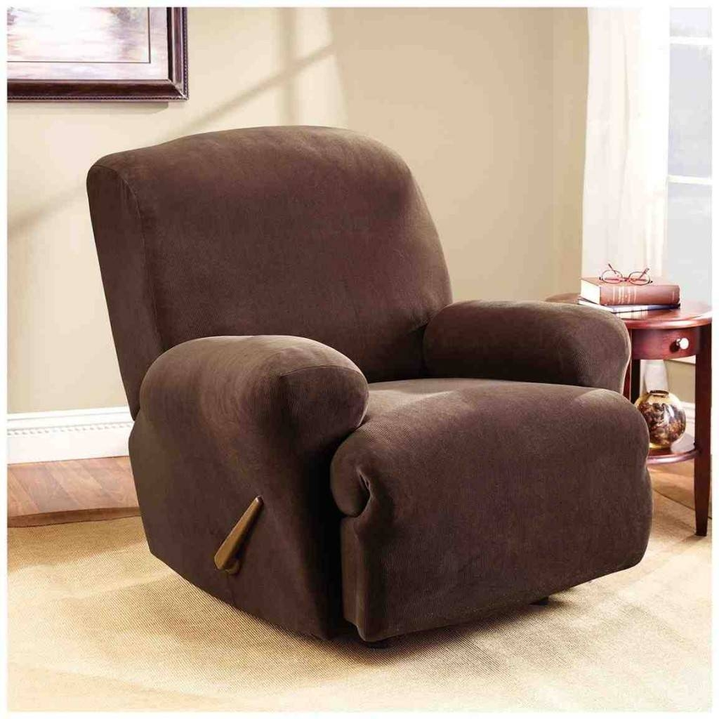 Furniture: Give Your Furniture Makeover With Sofa Recliner Covers inside Sofa Chair Recliner (Image 13 of 30)