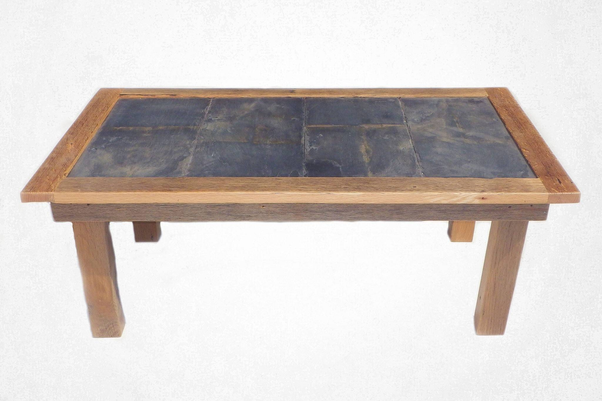 Furniture. Glamorous Round Oak Coffee Table Designs: Wonderful pertaining to Round Oak Coffee Tables (Image 10 of 30)