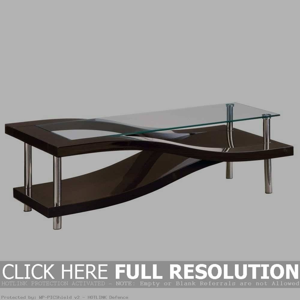 Furniture Glass And Wood Coffee Table. The Angled Gl Provides And regarding Wooden and Glass Coffee Tables (Image 14 of 30)