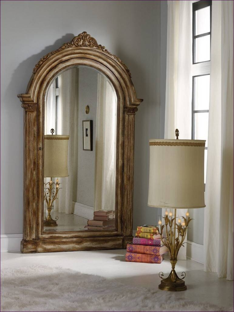 Furniture : Gold Leaner Mirror Small Black Framed Mirror Oversized with Arched Mirrors (Image 12 of 25)