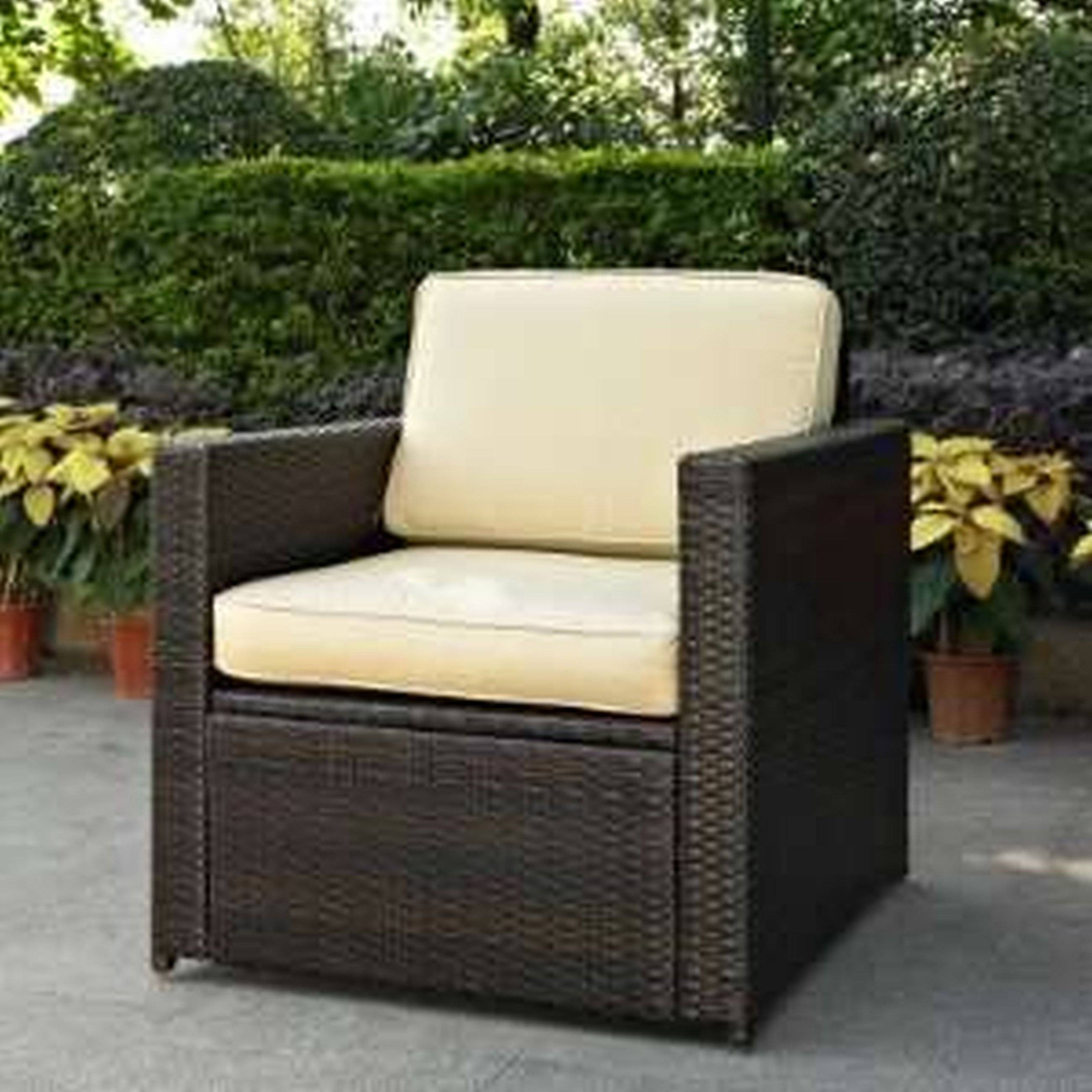 Furniture: Gorgeous Frontgate Outdoor Furniture With Hampton Bay throughout Outdoor Sofas With Canopy (Image 13 of 30)